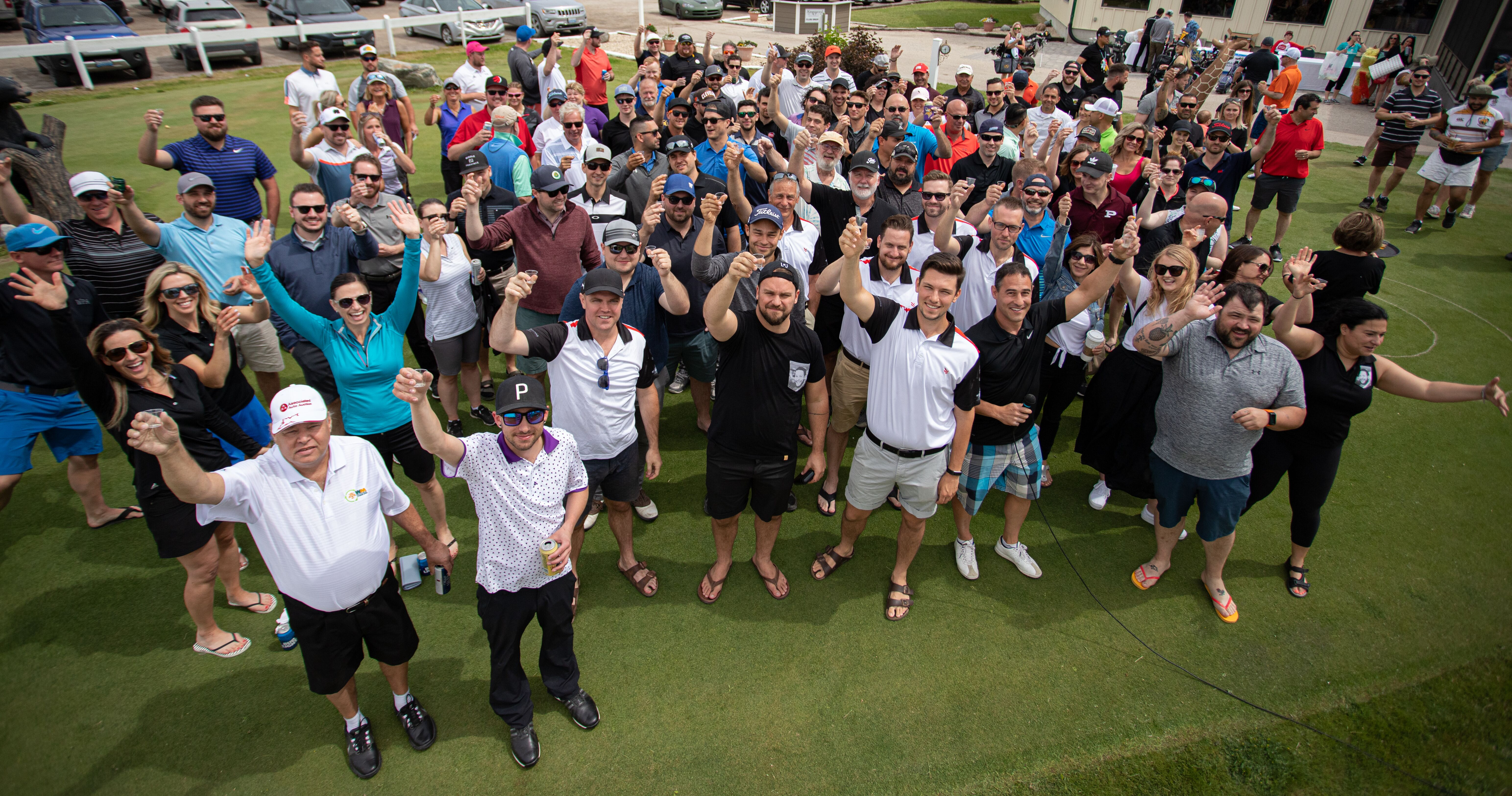 "The 3rd Annual RONA Pete ""The Greek"" Memorial Golf Classic gallery image #1"