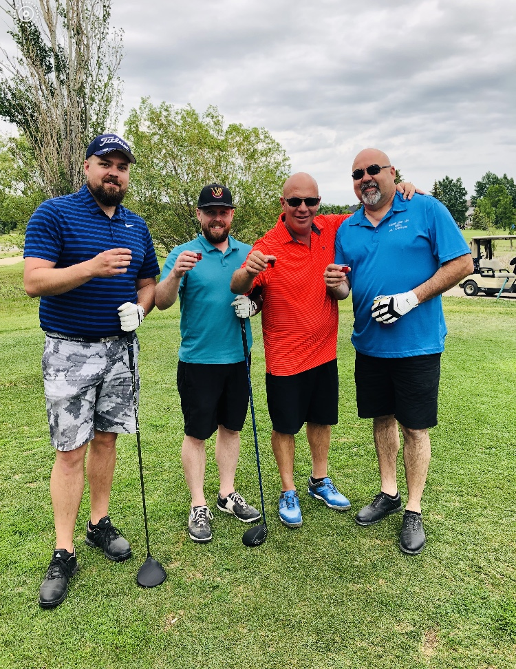 """The 3rd Annual RONA Pete """"The Greek"""" Memorial Golf Classic gallery image #9"""
