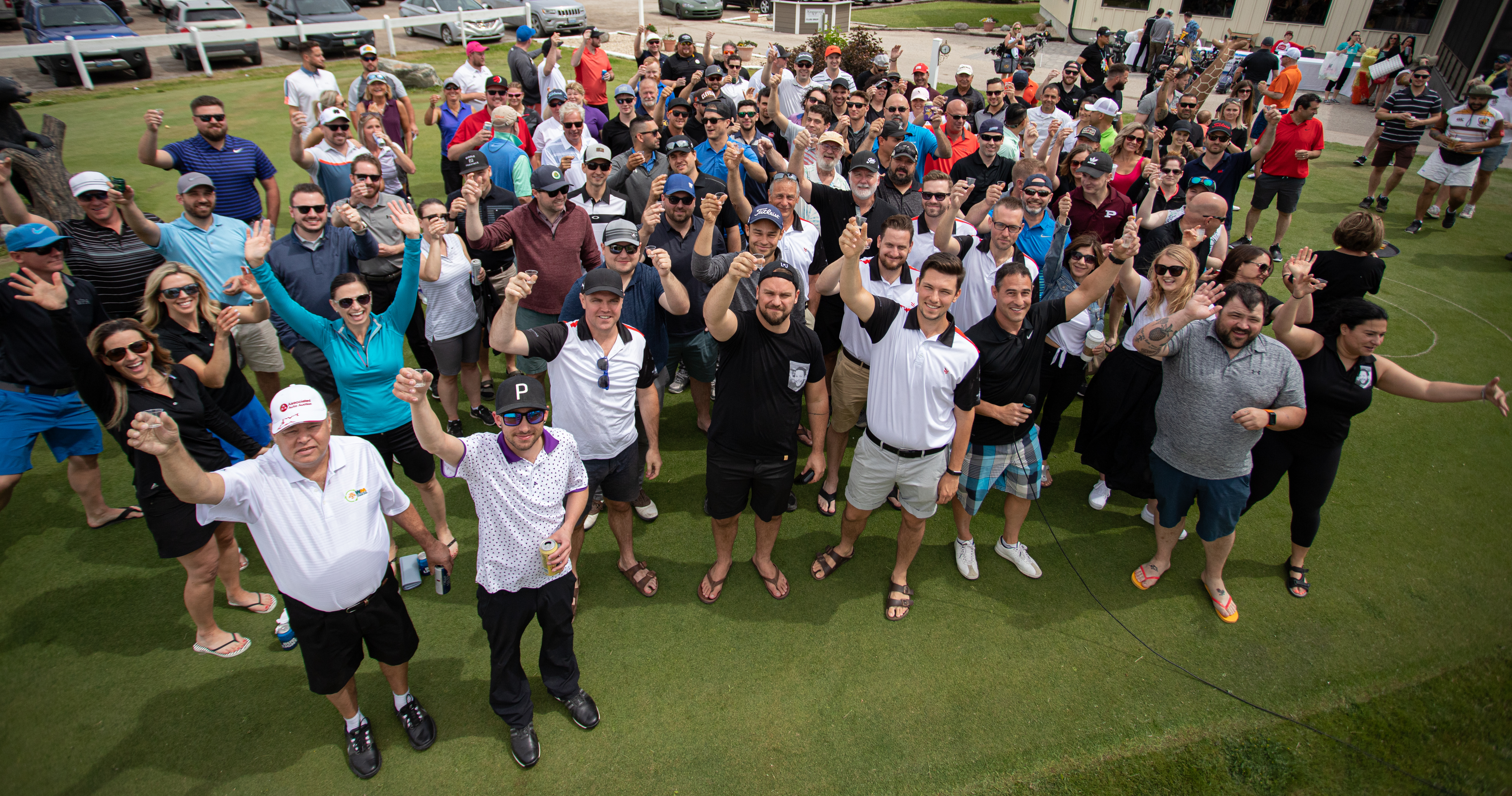 "The 3rd Annual RONA Pete ""The Greek"" Memorial Golf Classic gallery image #101"