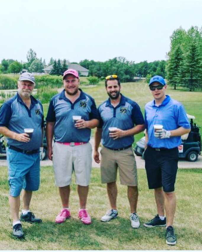 "The 3rd Annual RONA Pete ""The Greek"" Scouras  Memorial Golf Classic gallery image #5"