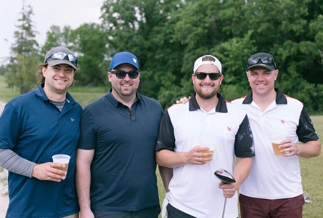 "The 3rd Annual RONA Pete ""The Greek"" Scouras  Memorial Golf Classic gallery image #16"