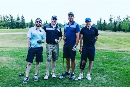 "The 3rd Annual RONA Pete ""The Greek"" Scouras  Memorial Golf Classic gallery image #17"