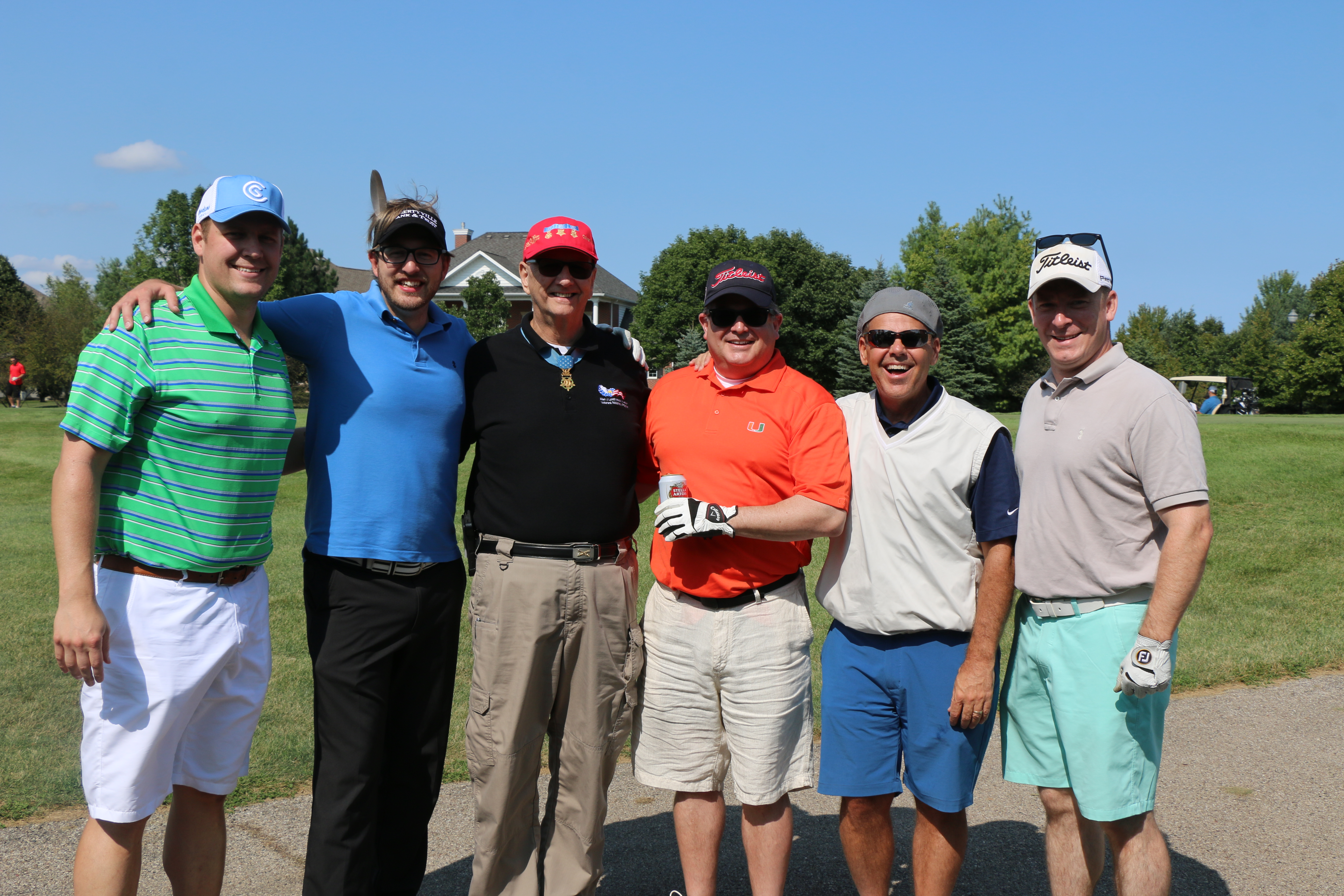 5th Annual Swingin' For The Vets gallery image #6