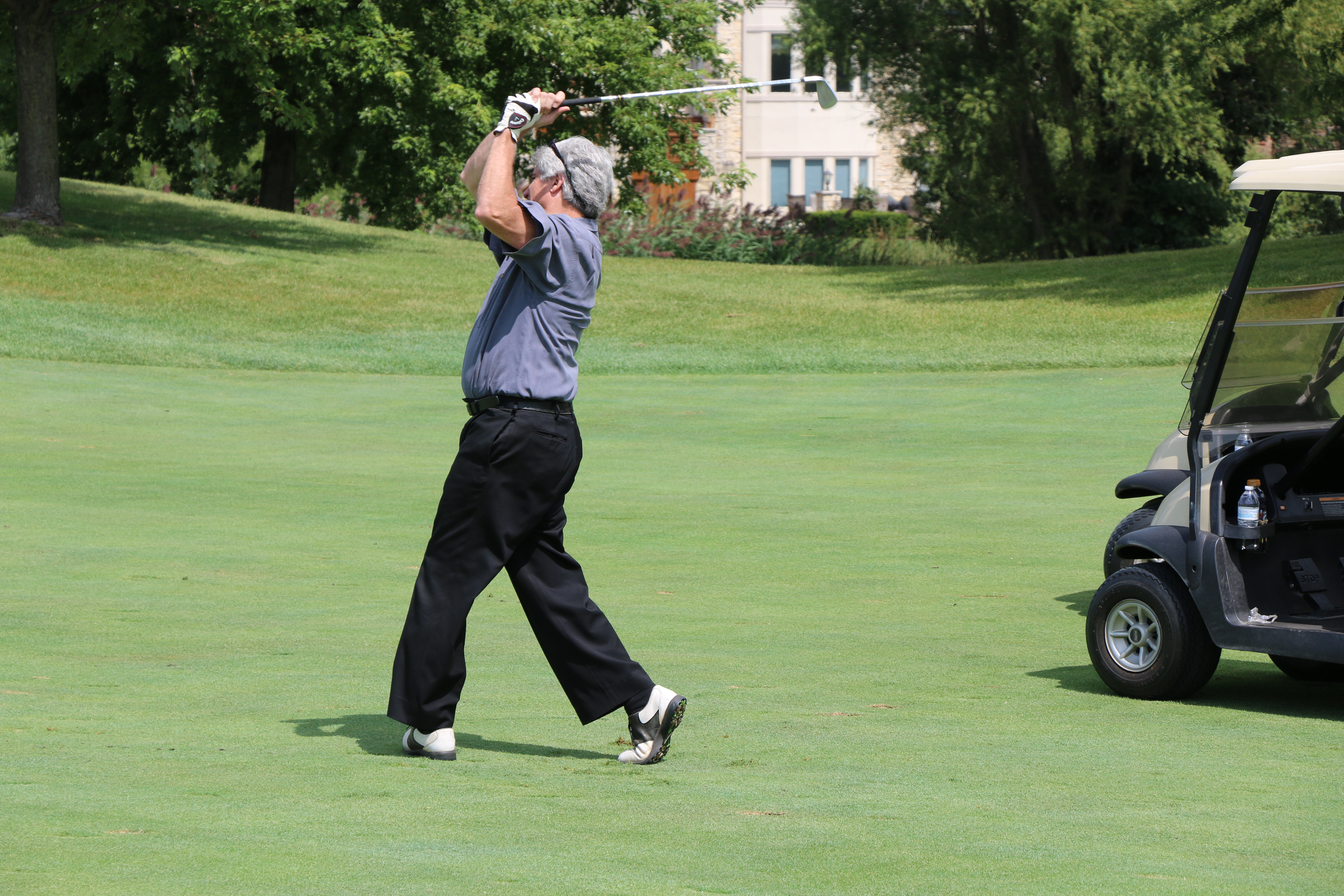 5th Annual Swingin' For The Vets gallery image #11