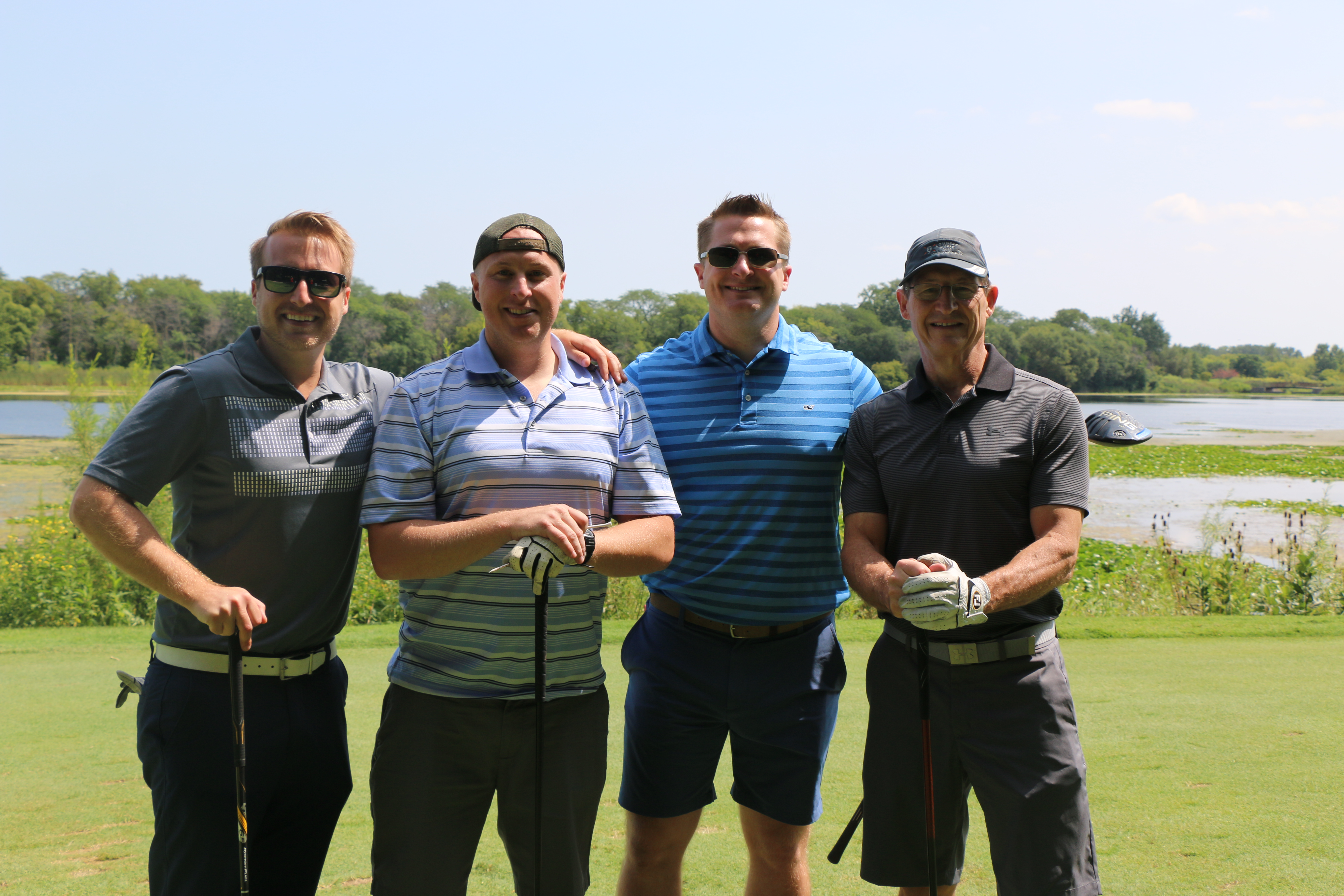 5th Annual Swingin' For The Vets gallery image #23