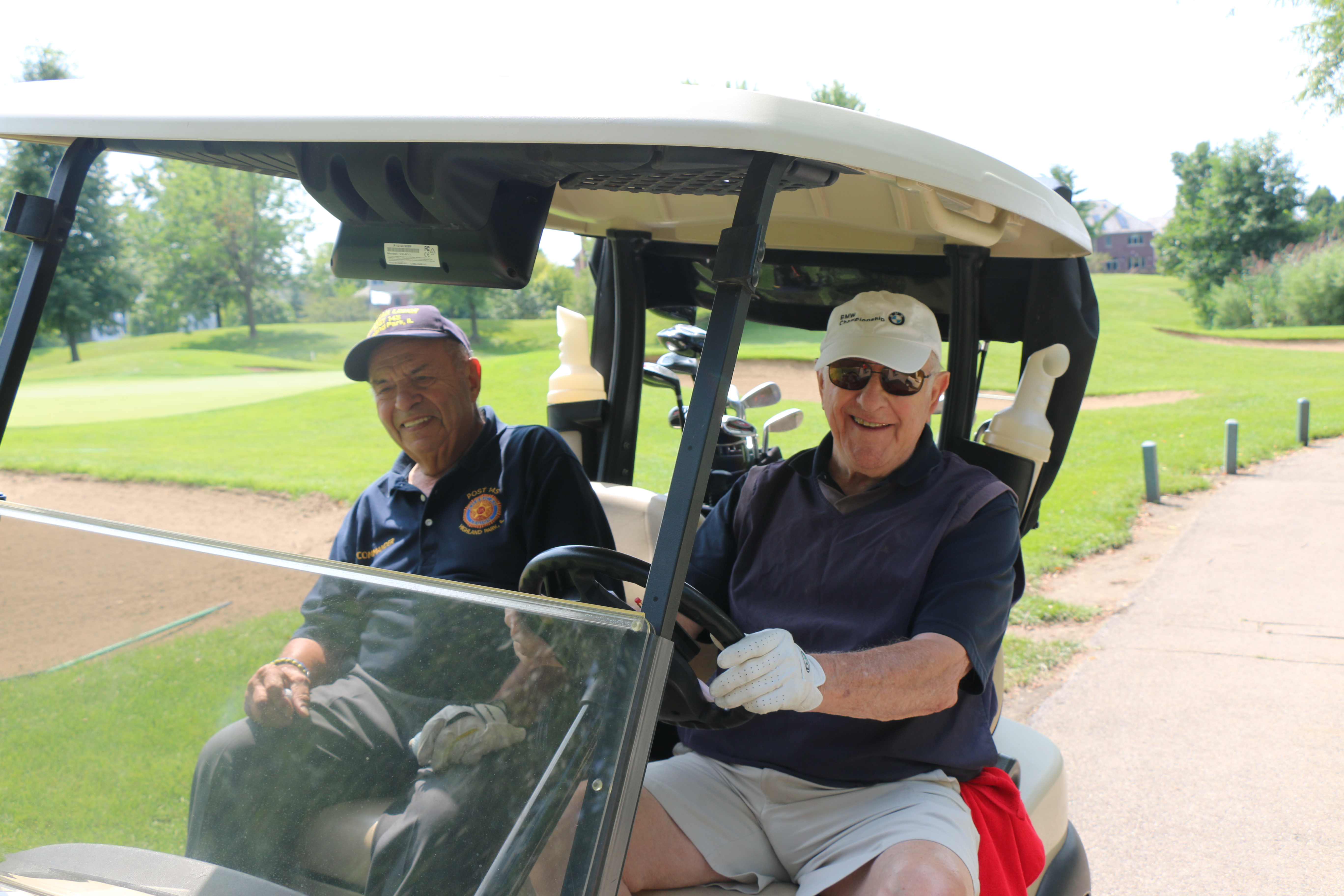 5th Annual Swingin' For The Vets gallery image #24