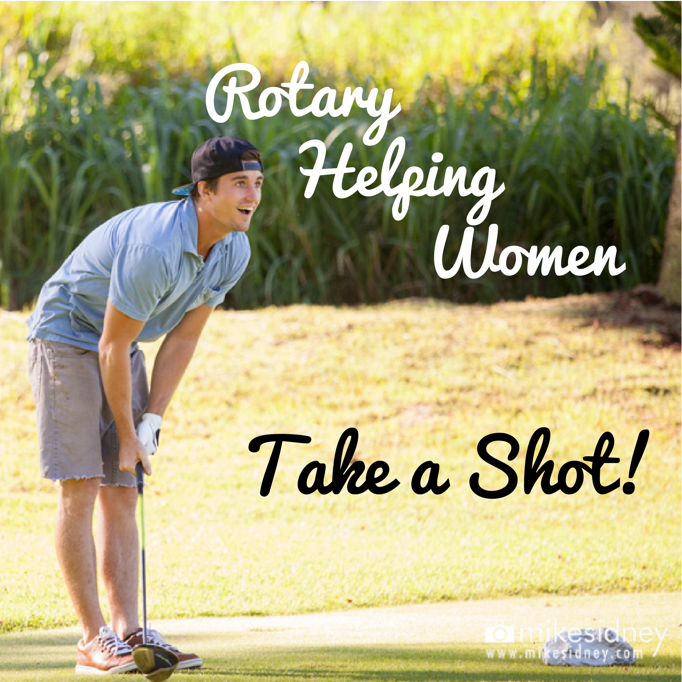 Rotary Helping Women Golf Tournament gallery image #3