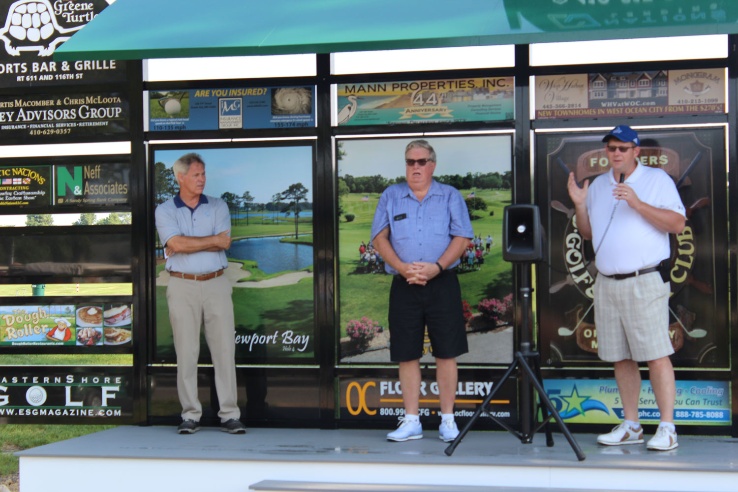 Chesapeake Health Care 6th Annual Golf Tournament gallery image #2