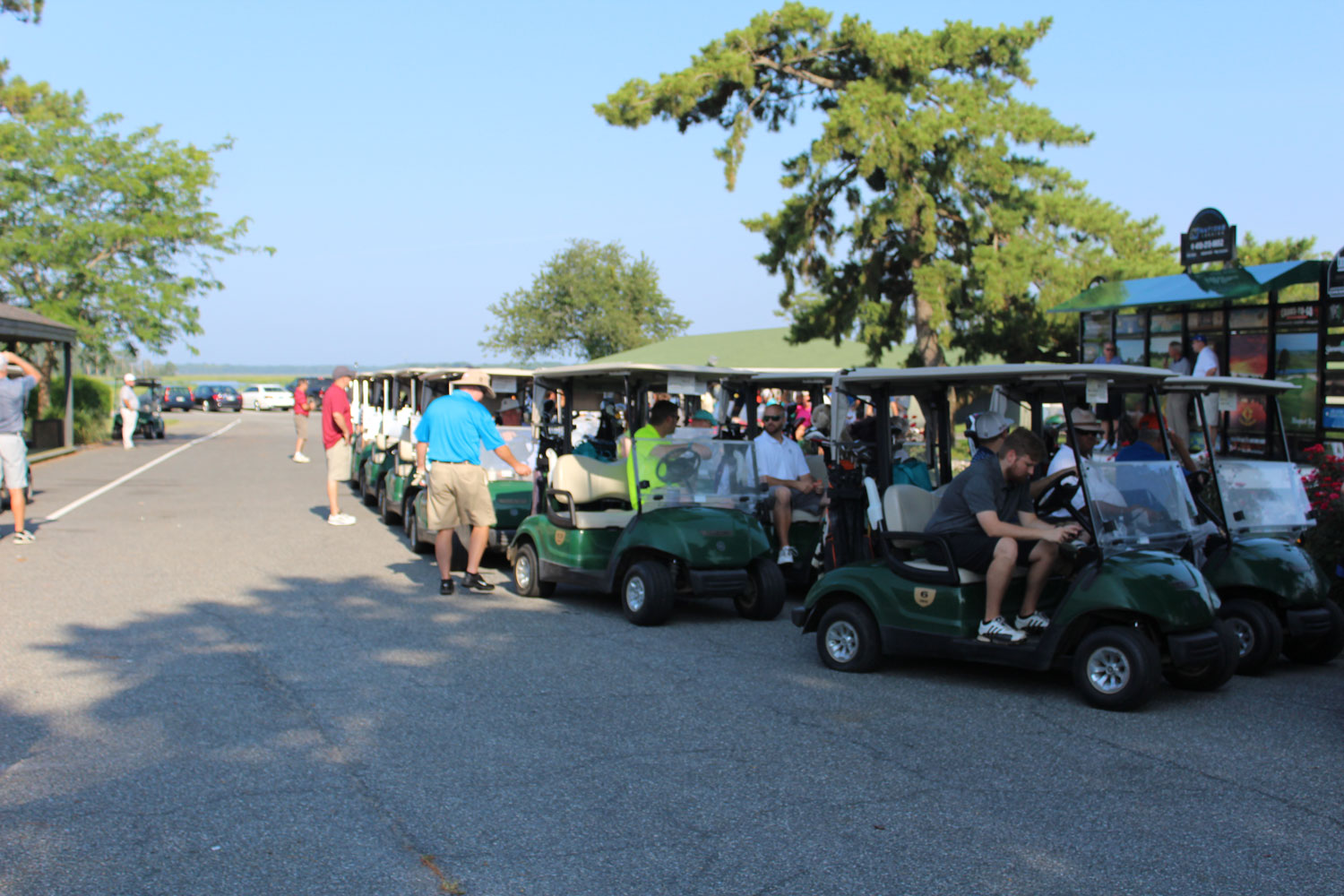 Chesapeake Health Care 6th Annual Golf Tournament gallery image #3