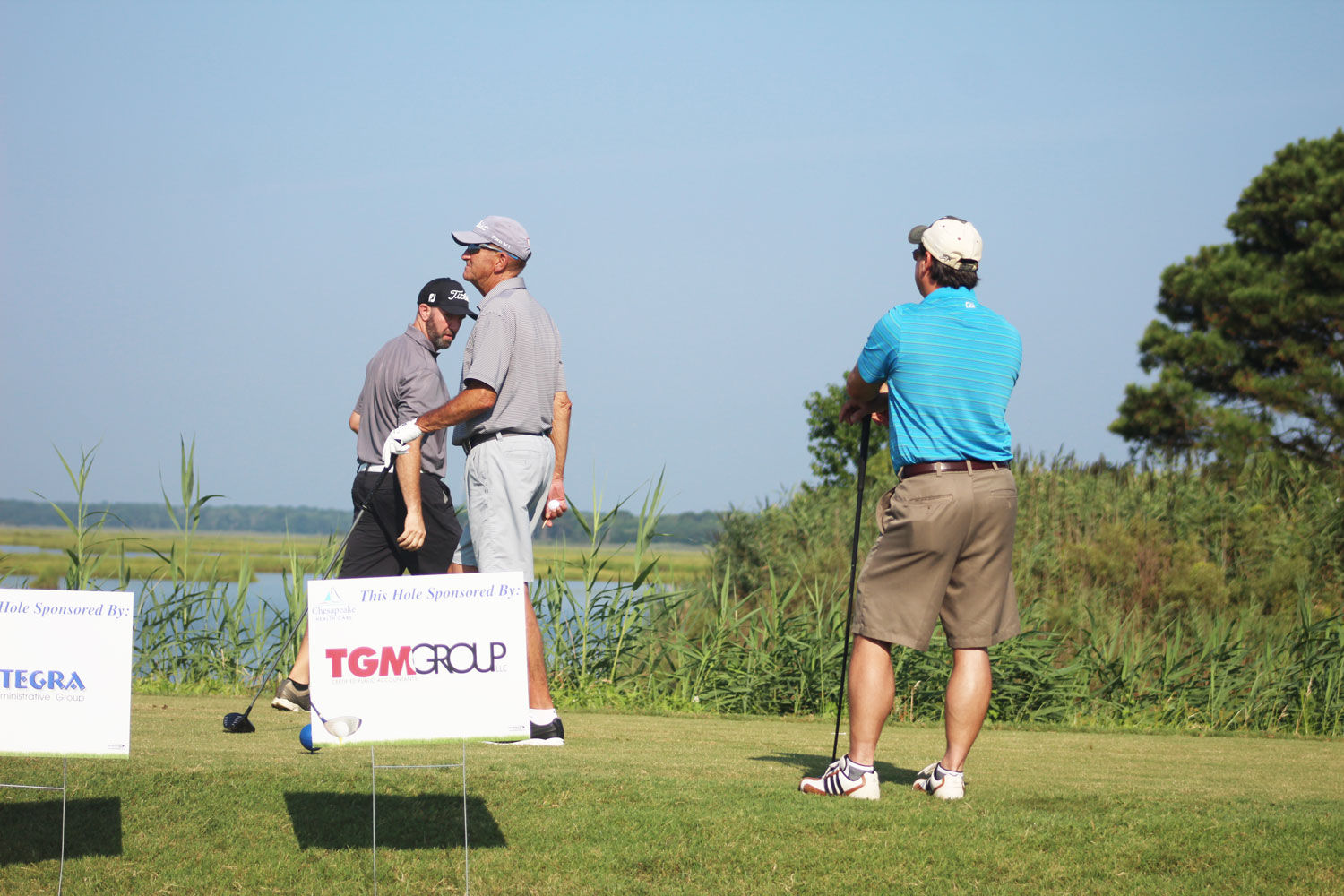 Chesapeake Health Care 6th Annual Golf Tournament gallery image #4