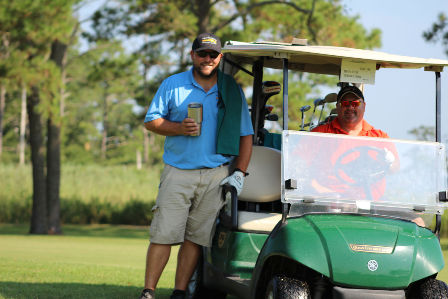 Chesapeake Health Care 6th Annual Golf Tournament gallery image #5