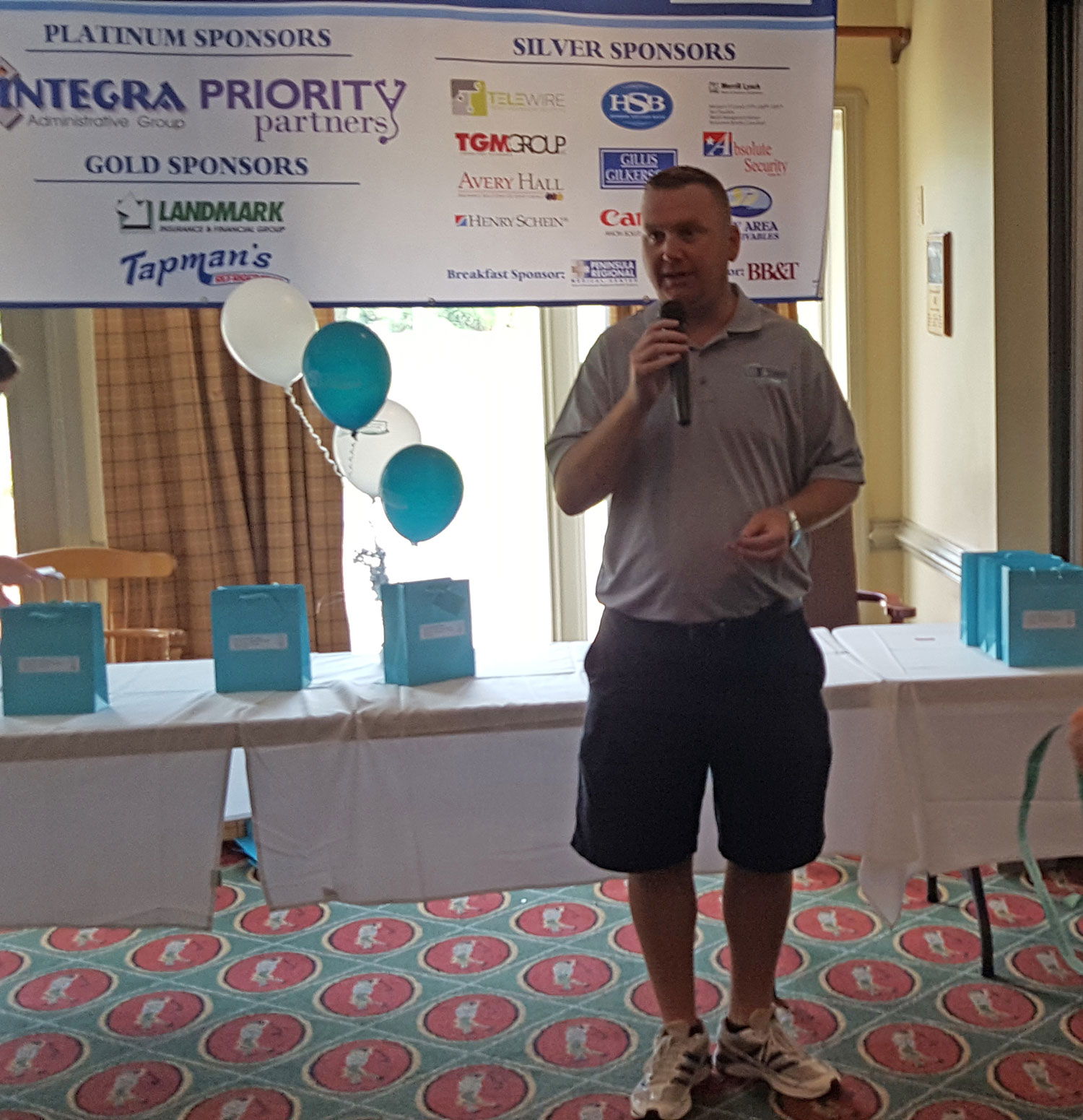 Chesapeake Health Care 6th Annual Golf Tournament gallery image #9