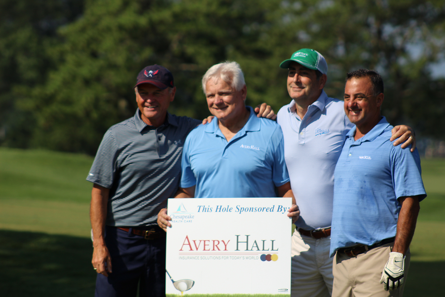 Chesapeake Health Care 6th Annual Golf Tournament gallery image #15