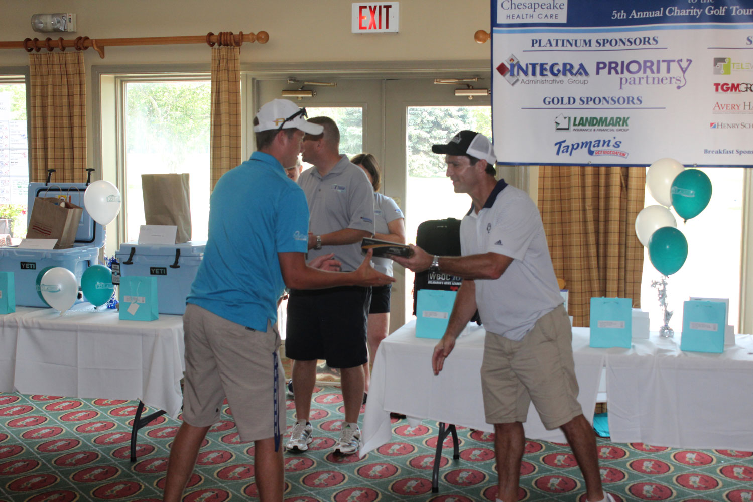 Chesapeake Health Care 6th Annual Golf Tournament gallery image #16