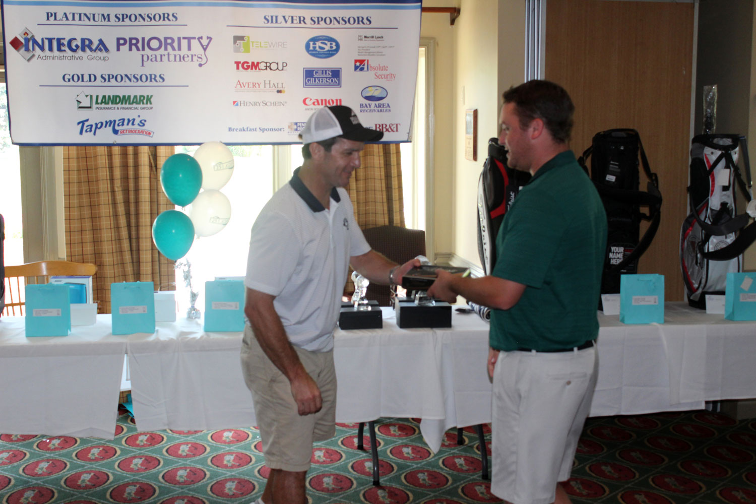 Chesapeake Health Care 6th Annual Golf Tournament gallery image #17