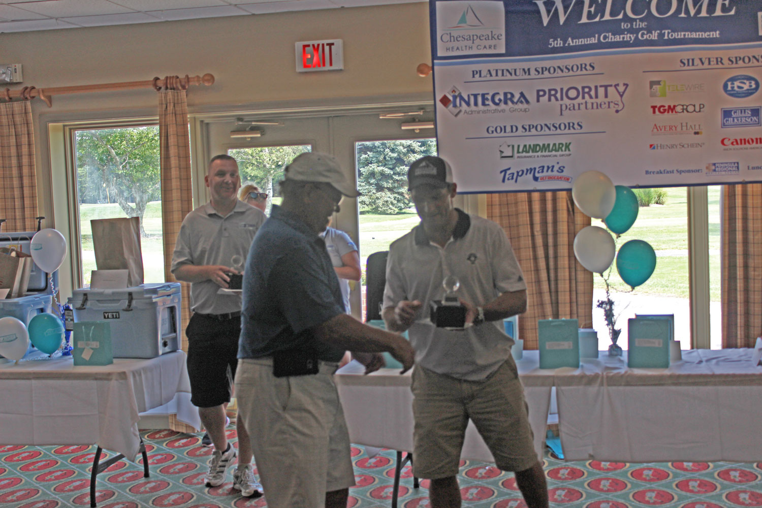 Chesapeake Health Care 6th Annual Golf Tournament gallery image #18