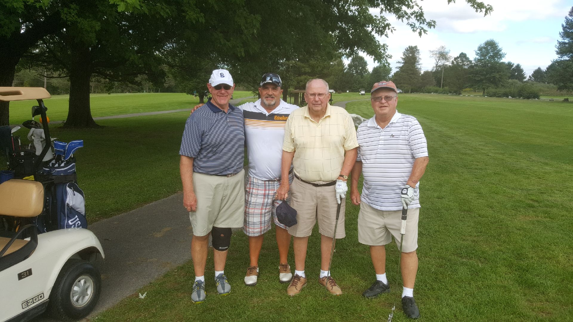 "Albert ""Butch"" Beard Memorial Golf Tournament gallery image #2"