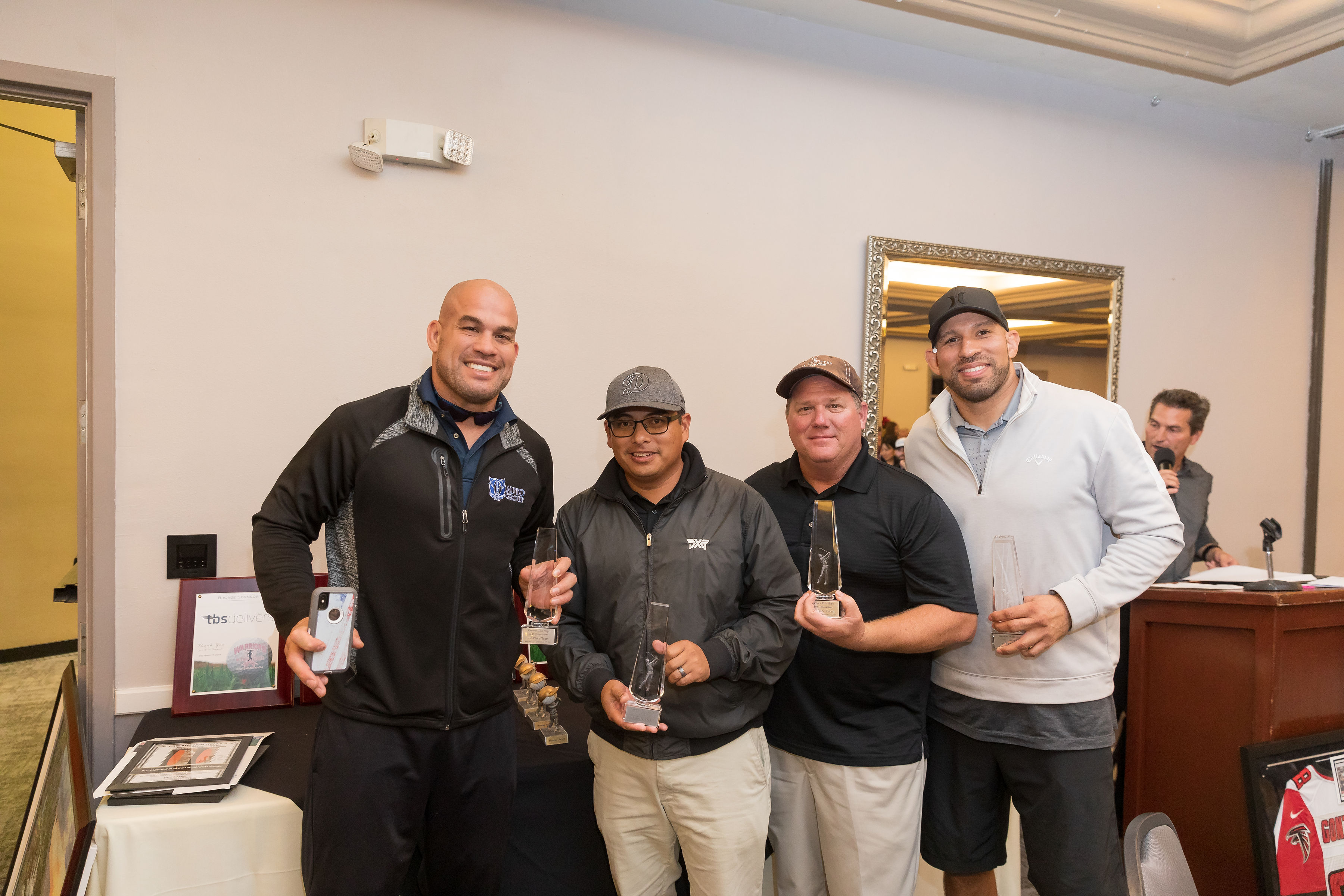 2nd Annual Warriors With Hope Charity Golf Tournament gallery image #30