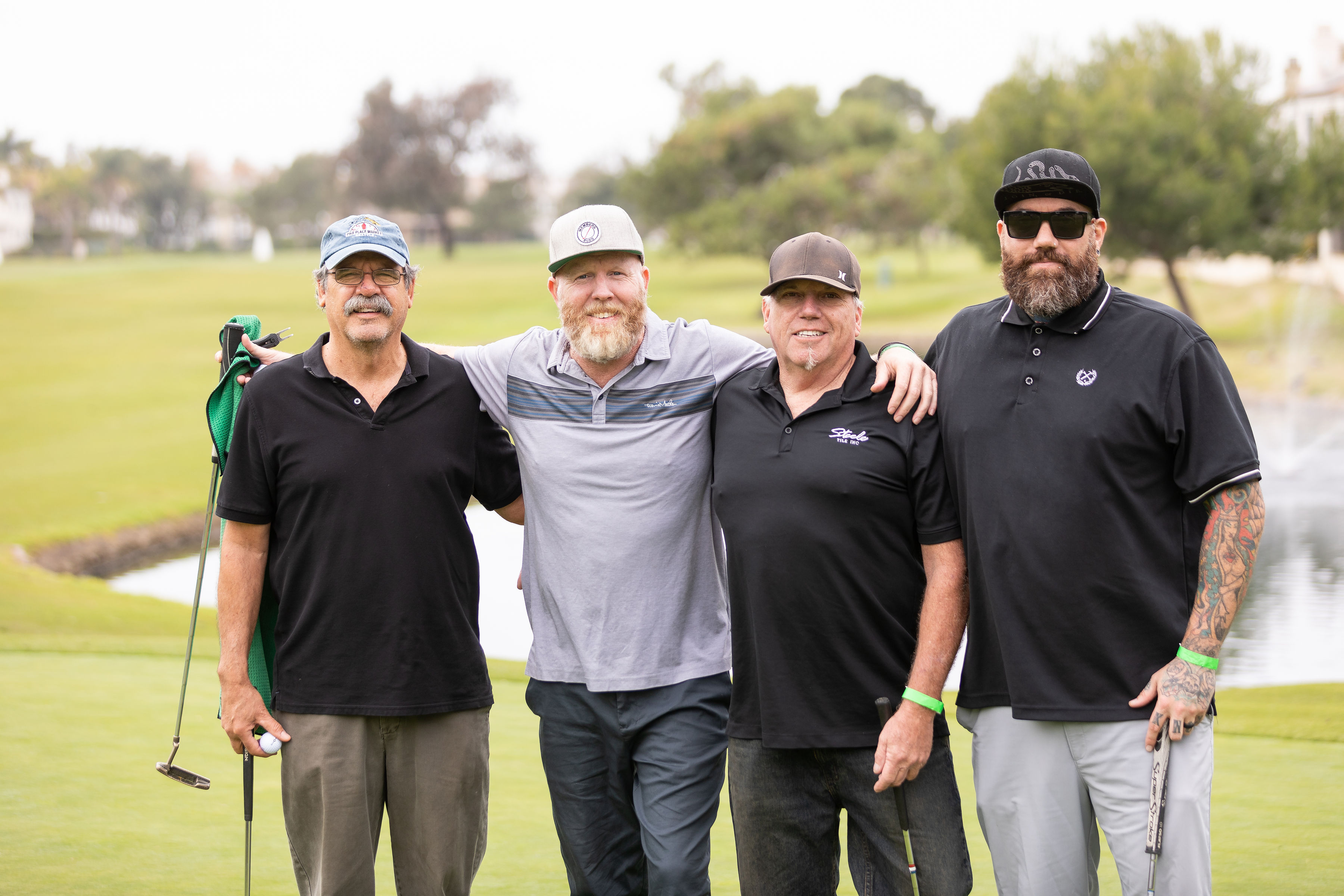 2nd Annual Warriors With Hope Charity Golf Tournament gallery image #8