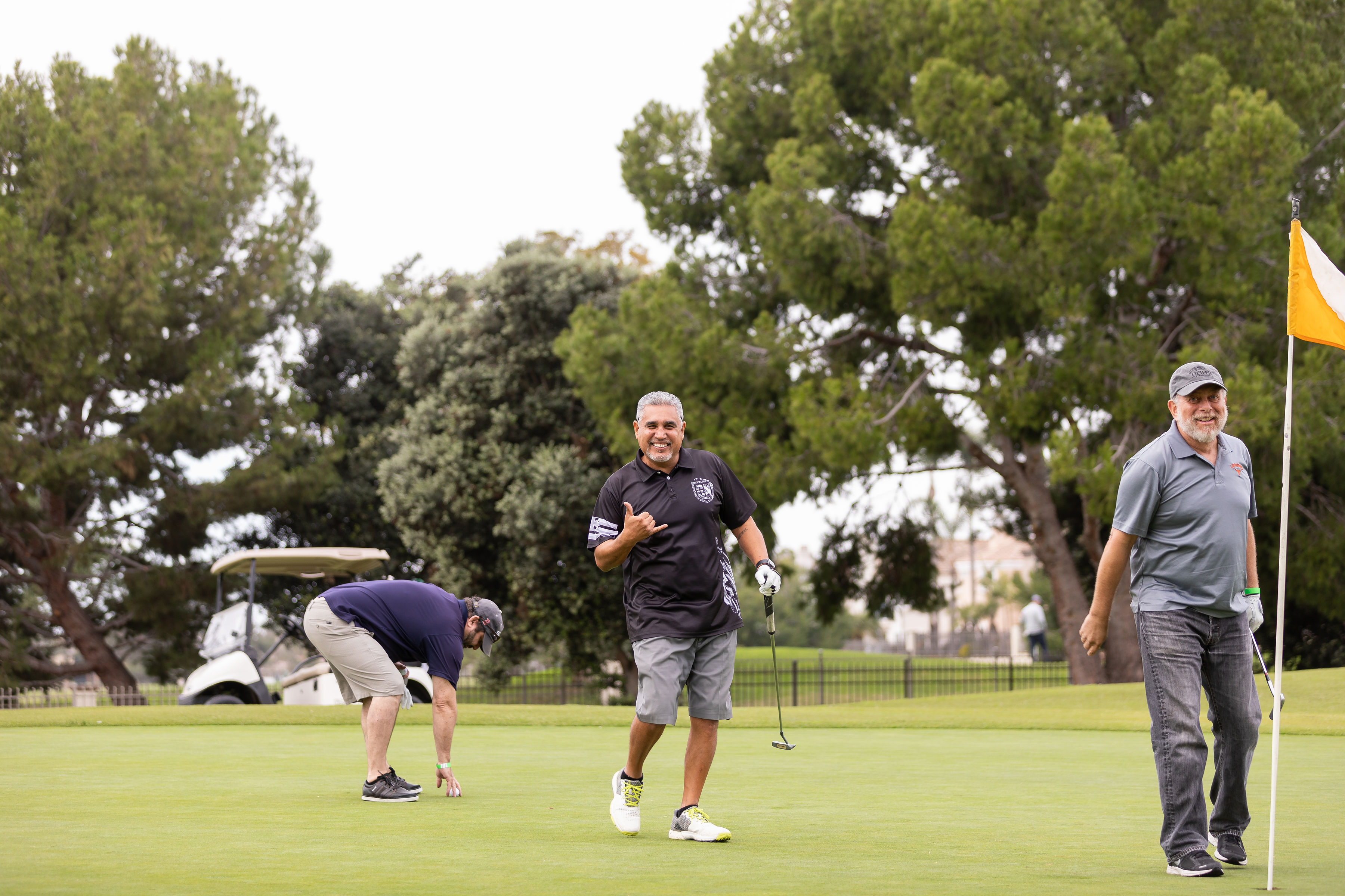 2nd Annual Warriors With Hope Charity Golf Tournament gallery image #10