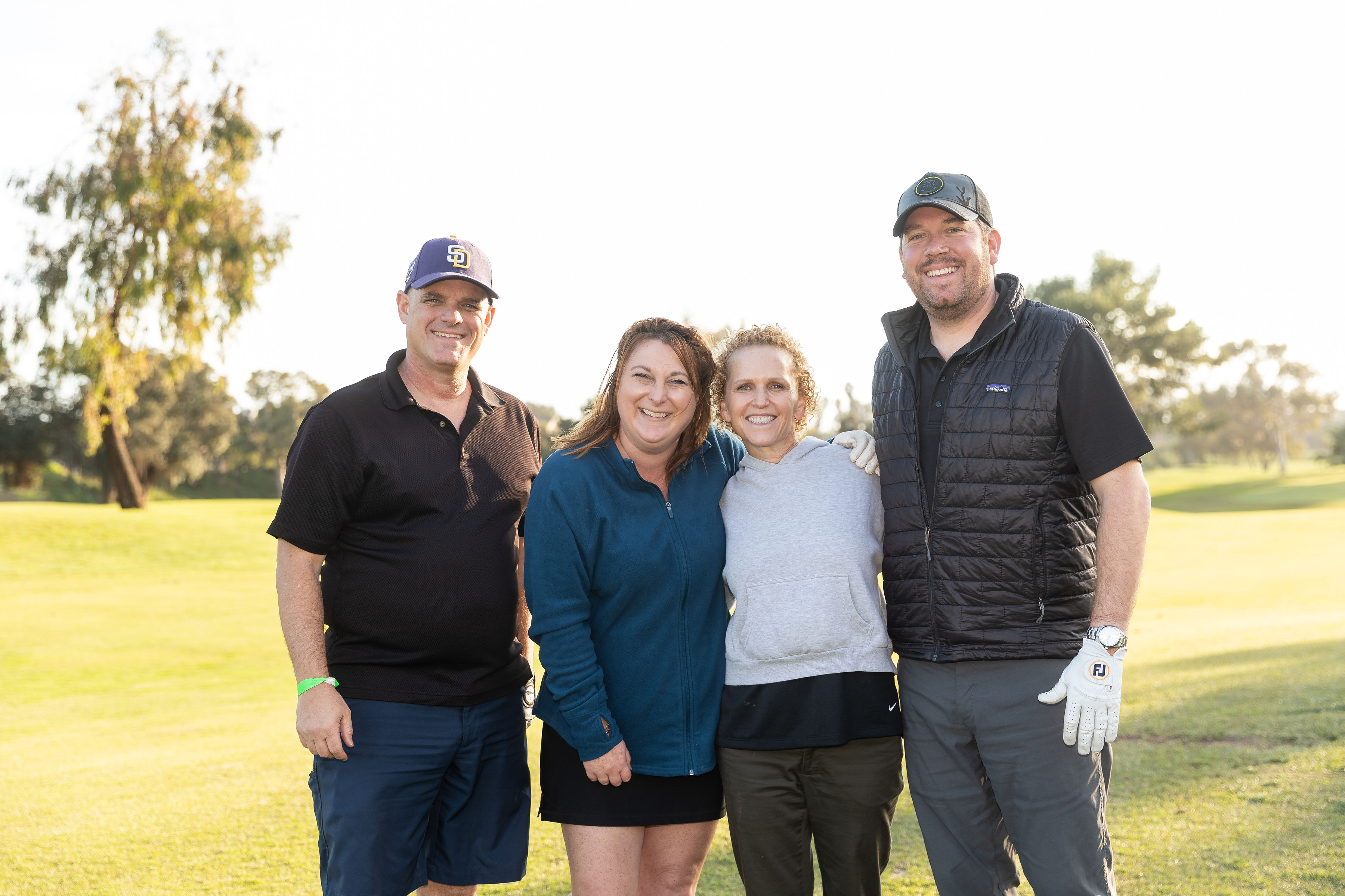 2nd Annual Warriors With Hope Charity Golf Tournament gallery image #12