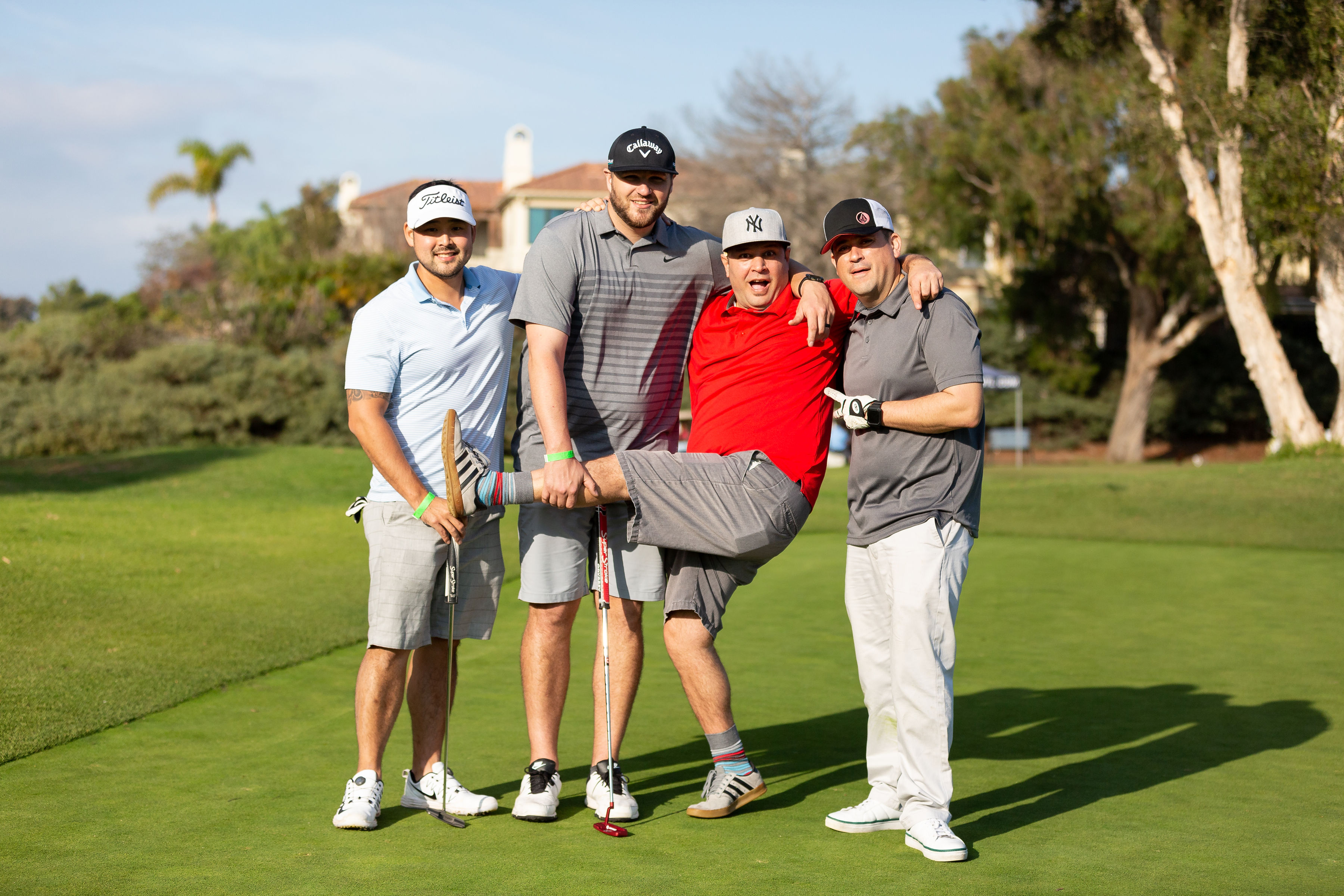 2nd Annual Warriors With Hope Charity Golf Tournament gallery image #24