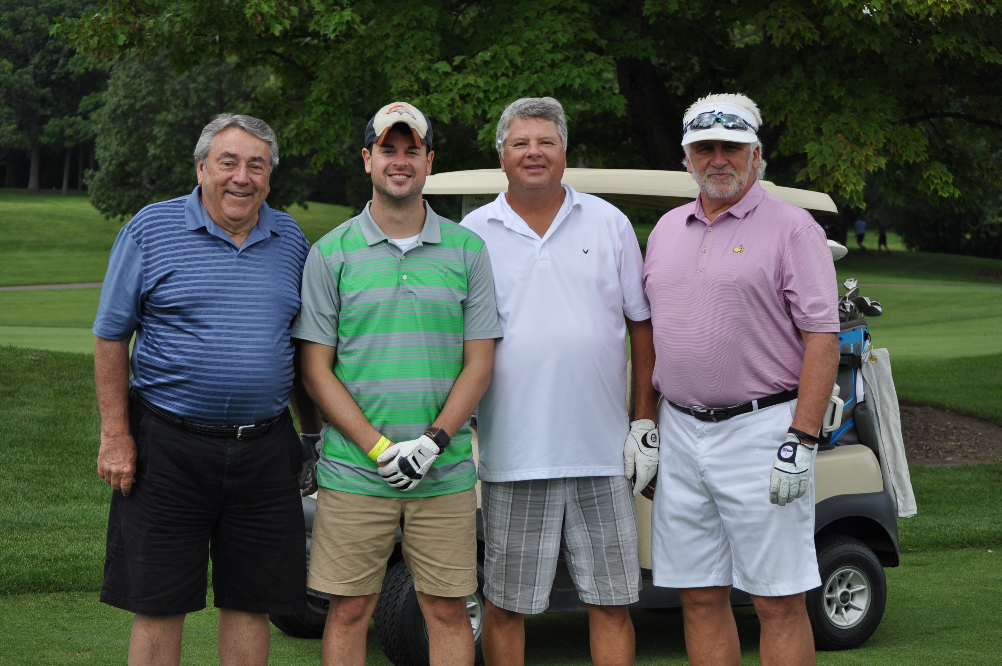Kickin' Back  Sockers Youth Foundation Golf Outing gallery image #1