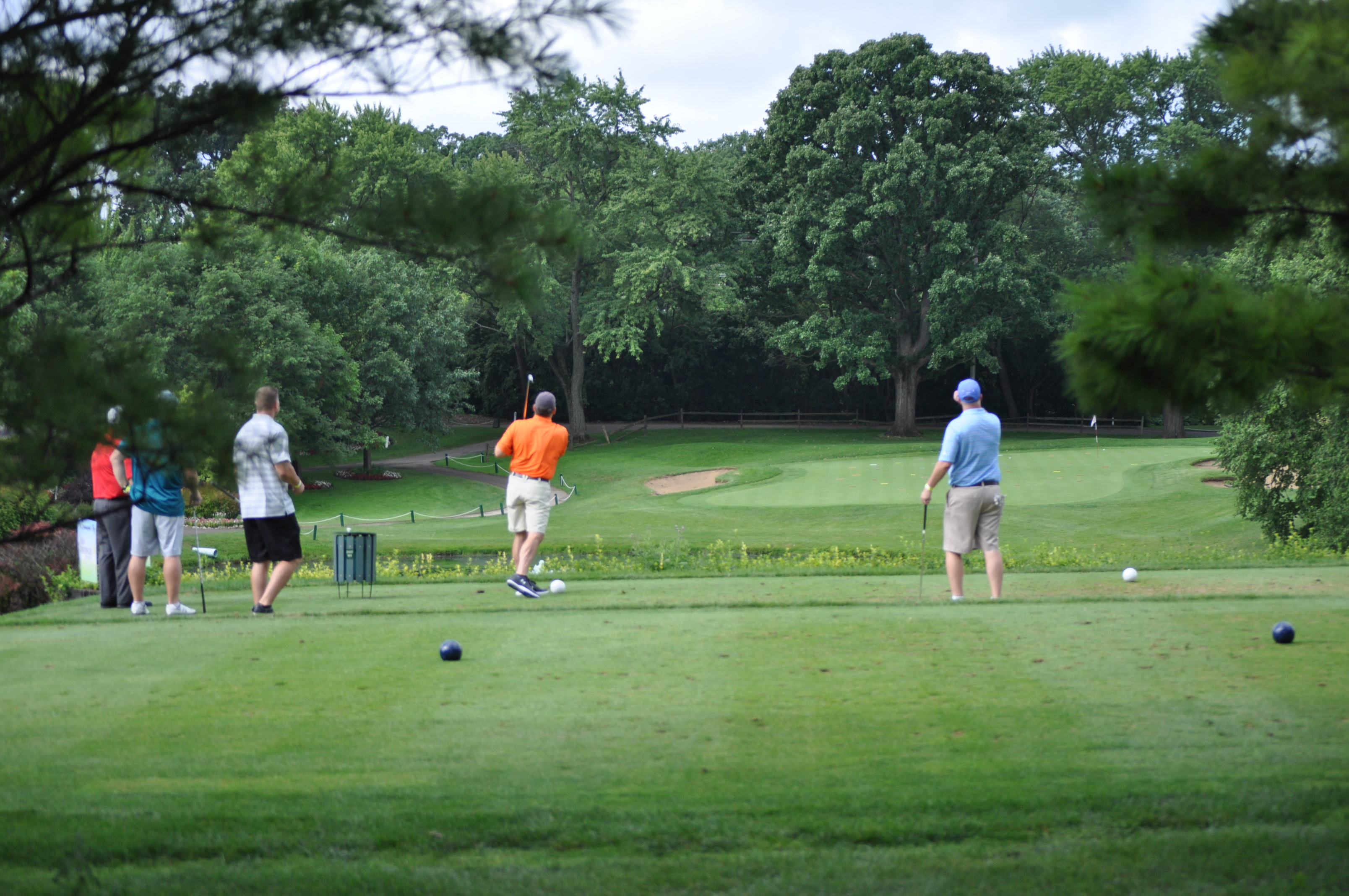 Kickin' Back  Sockers Youth Foundation Golf Outing gallery image #2