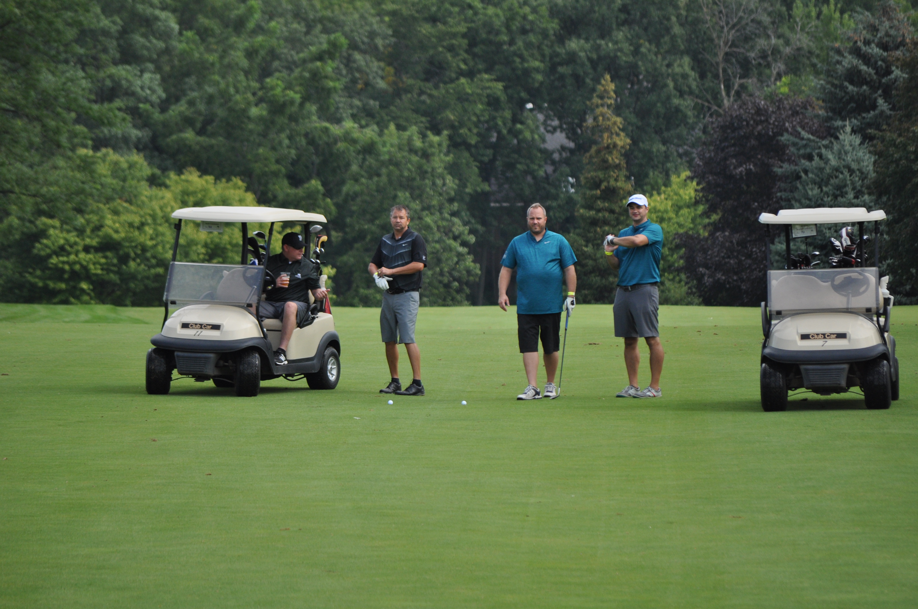 Kickin' Back  Sockers Youth Foundation Golf Outing gallery image #3