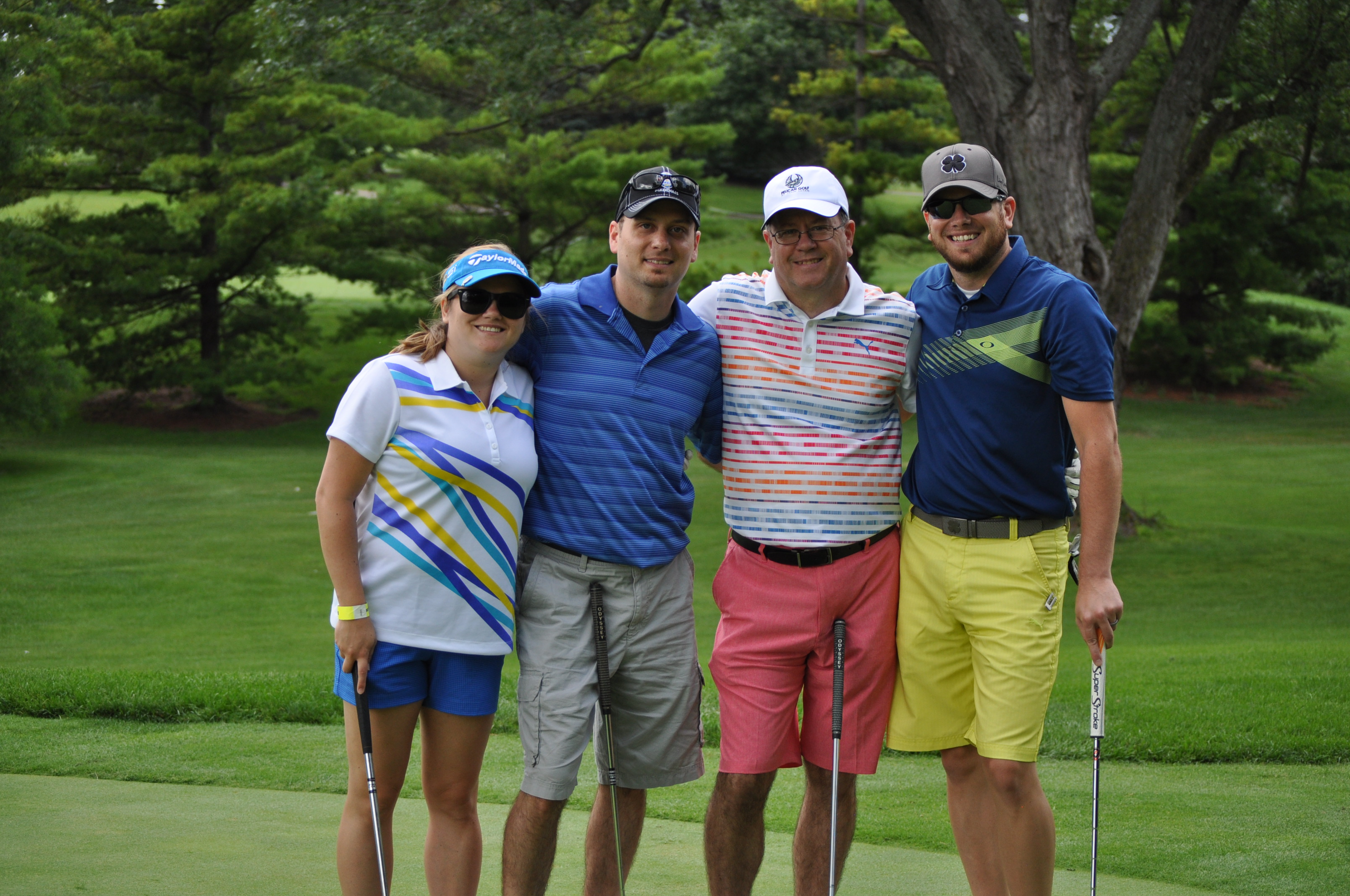 Kickin' Back  Sockers Youth Foundation Golf Outing gallery image #4