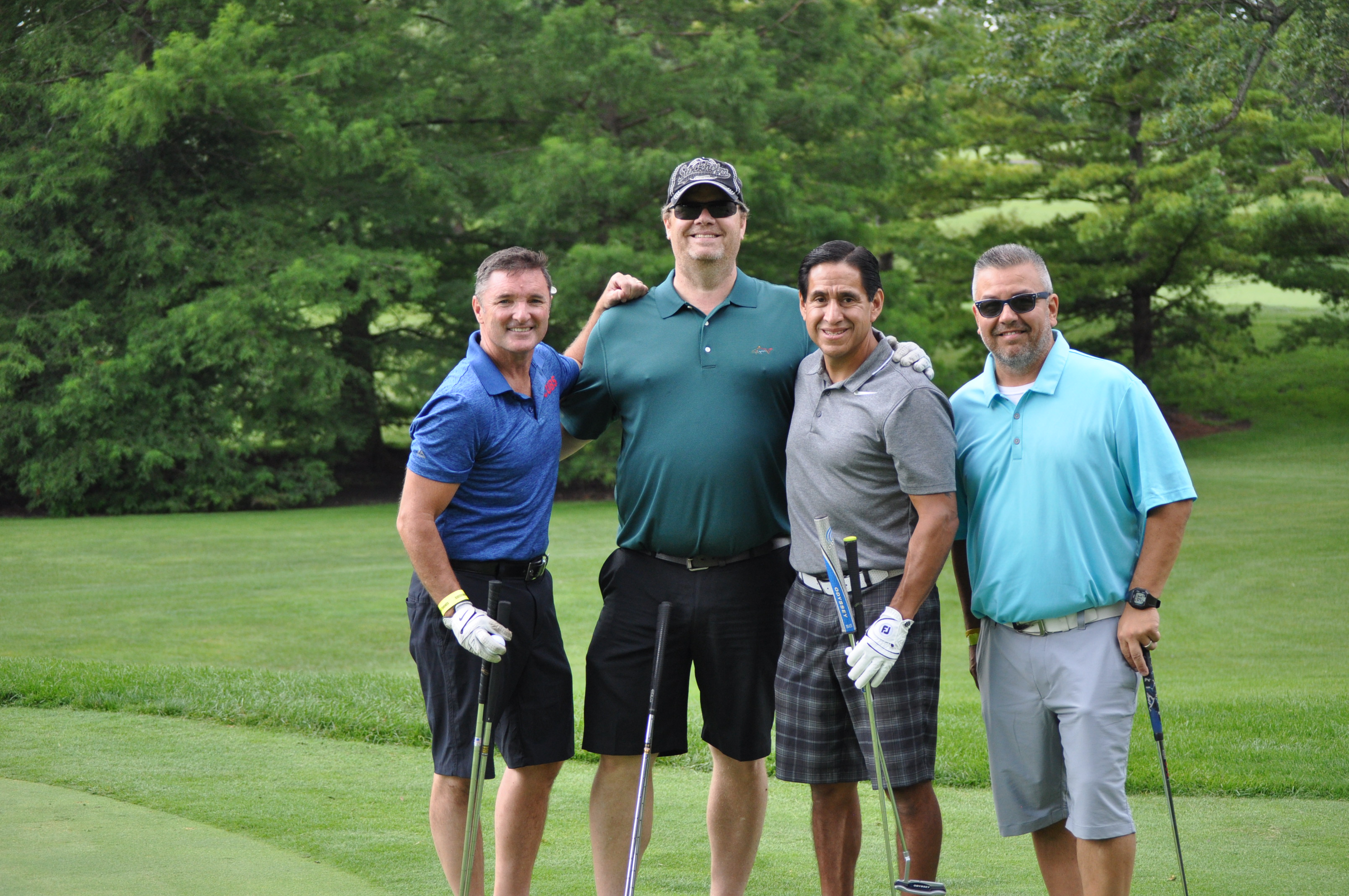 Kickin' Back  Sockers Youth Foundation Golf Outing gallery image #5