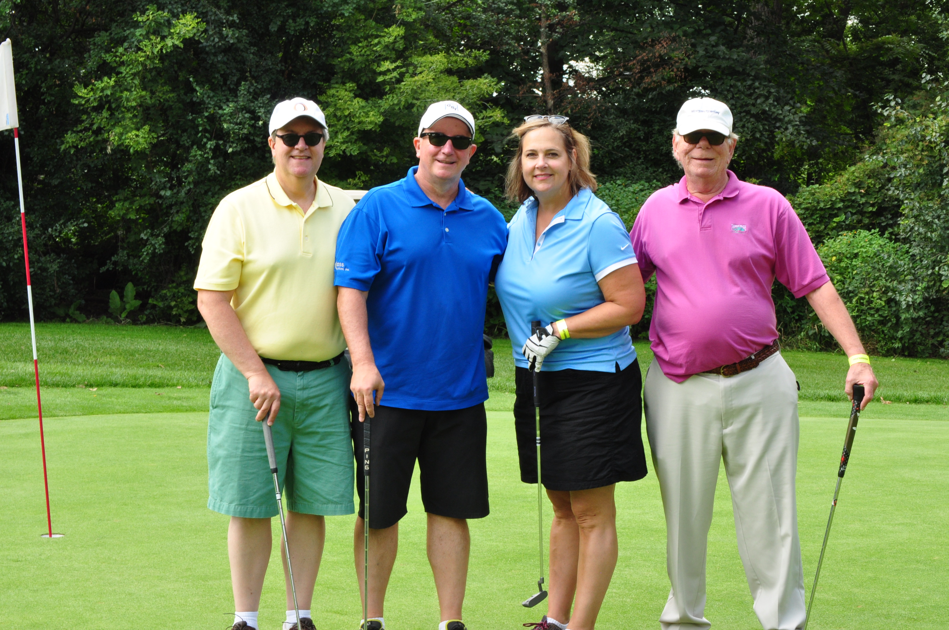 Kickin' Back  Sockers Youth Foundation Golf Outing gallery image #6