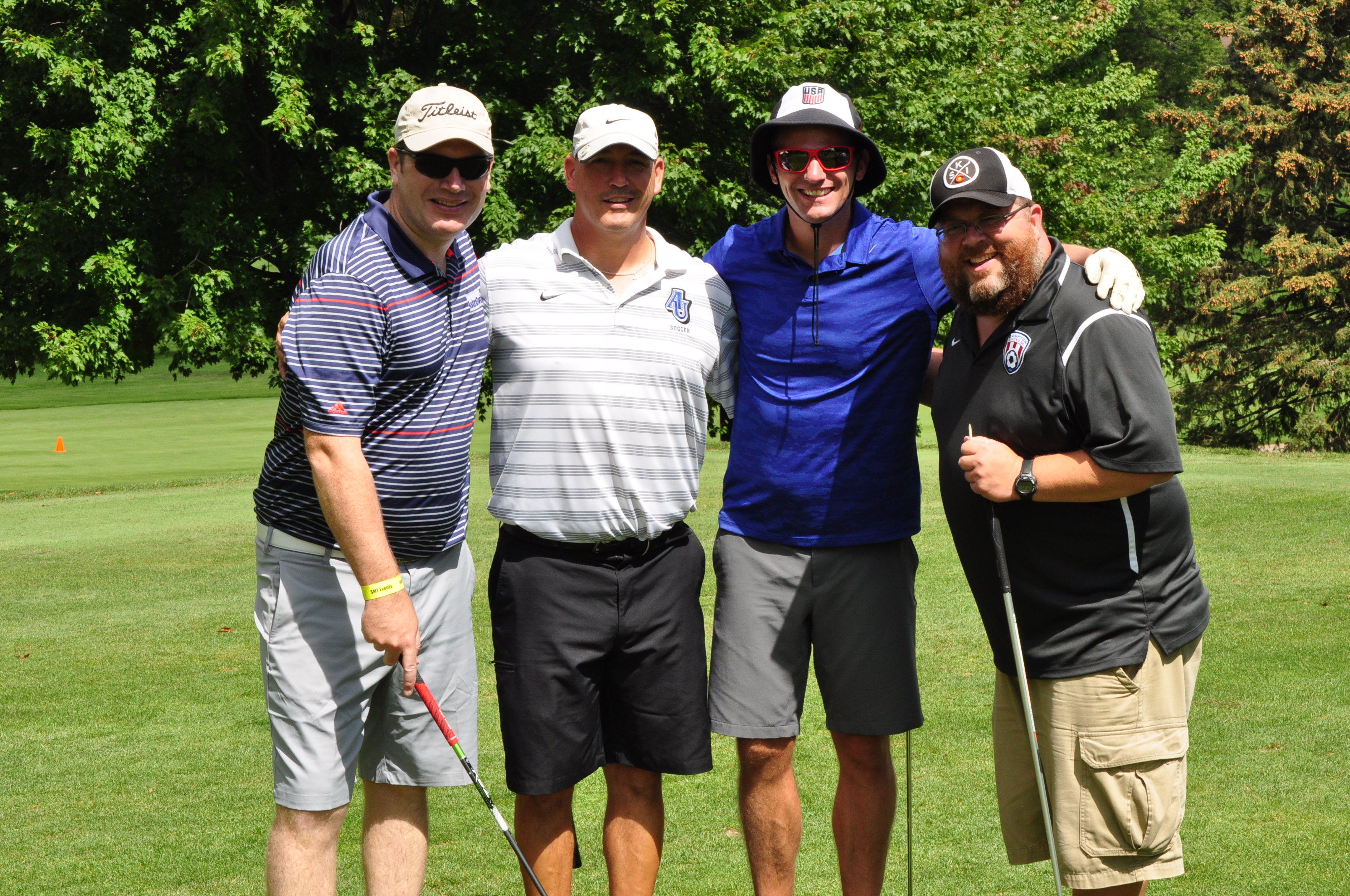 Kickin' Back  Sockers Youth Foundation Golf Outing gallery image #7