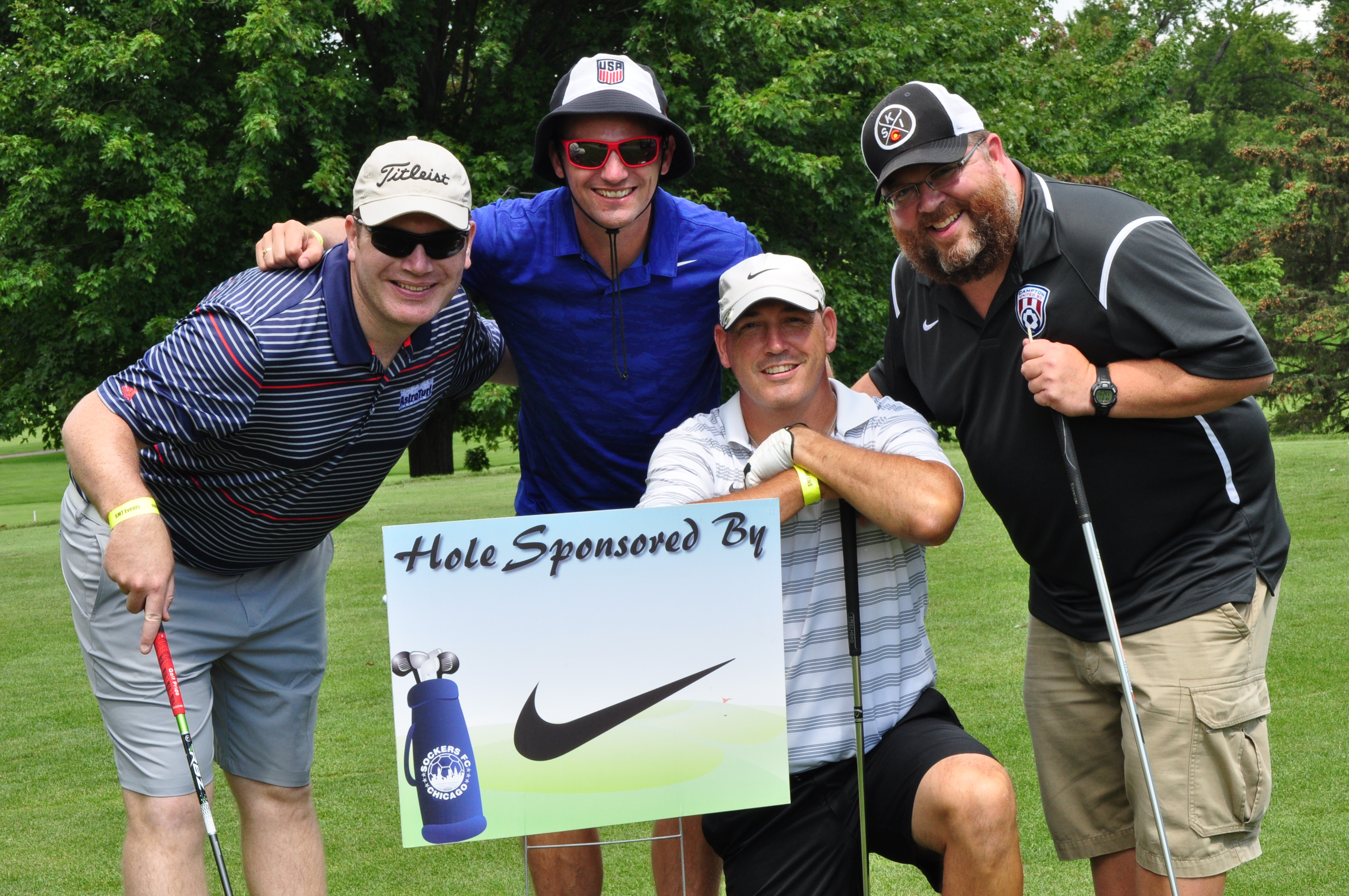 Kickin' Back  Sockers Youth Foundation Golf Outing gallery image #8