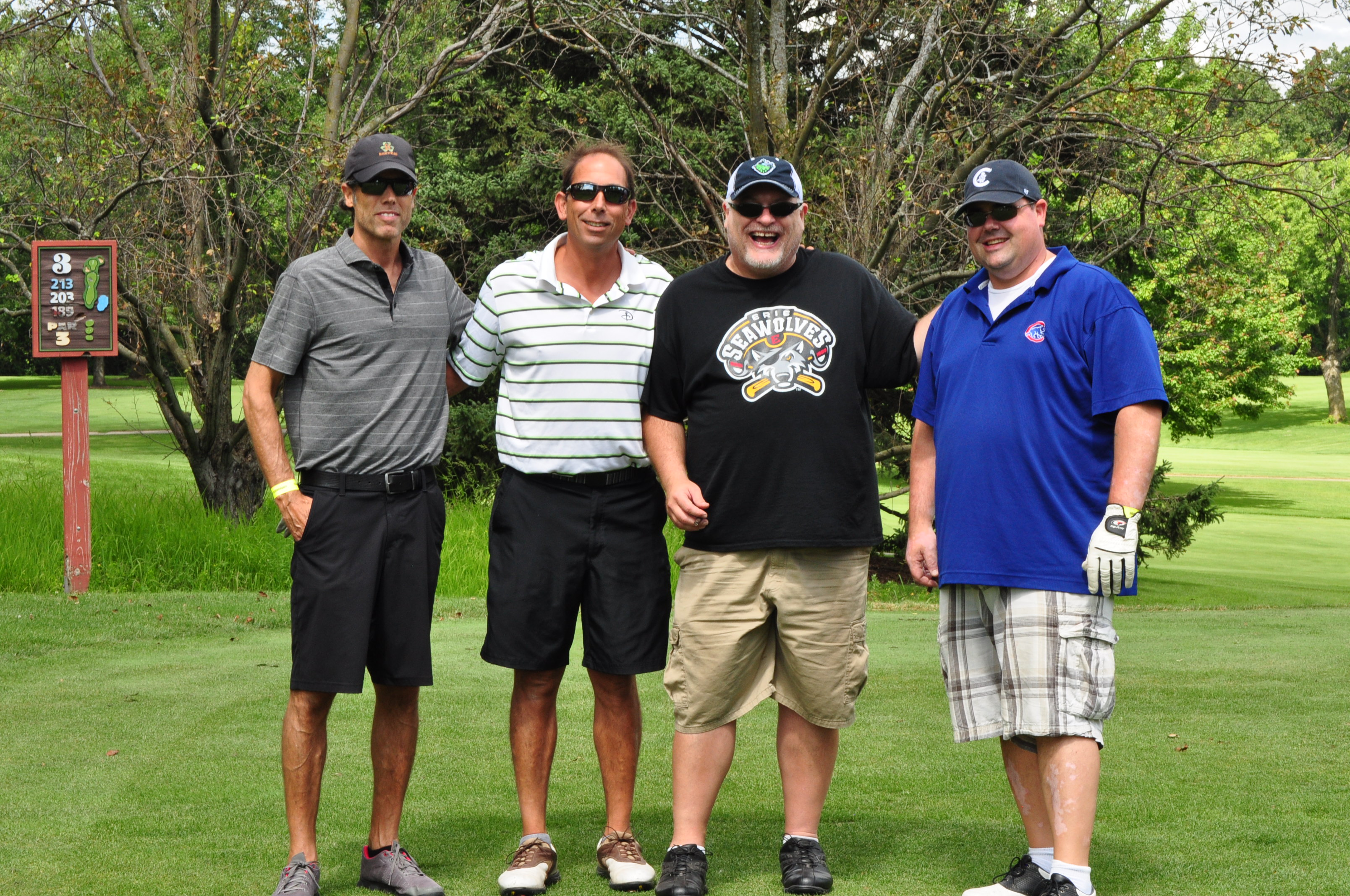 Kickin' Back  Sockers Youth Foundation Golf Outing gallery image #9