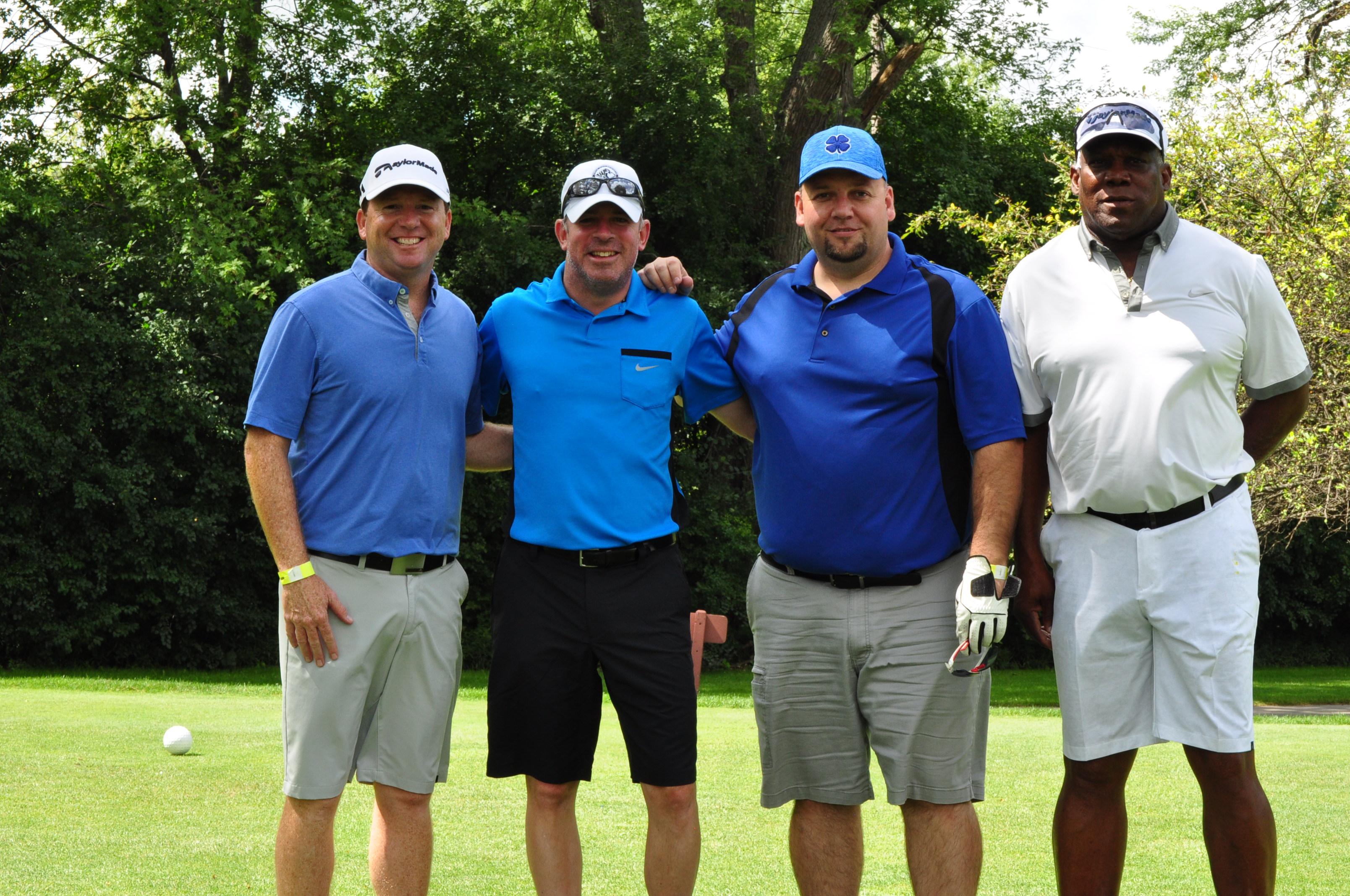 Kickin' Back  Sockers Youth Foundation Golf Outing gallery image #11