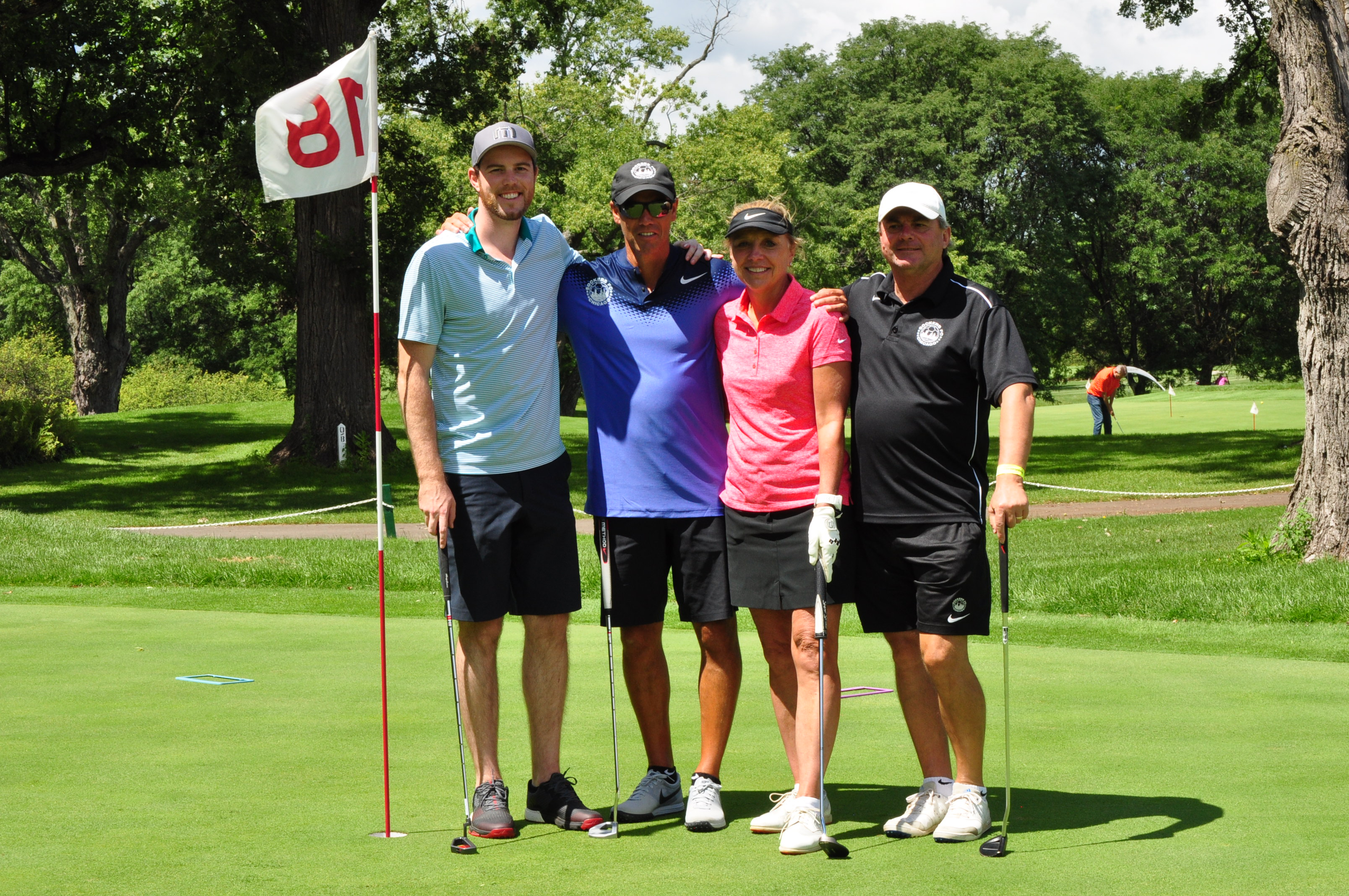 Kickin' Back  Sockers Youth Foundation Golf Outing gallery image #13