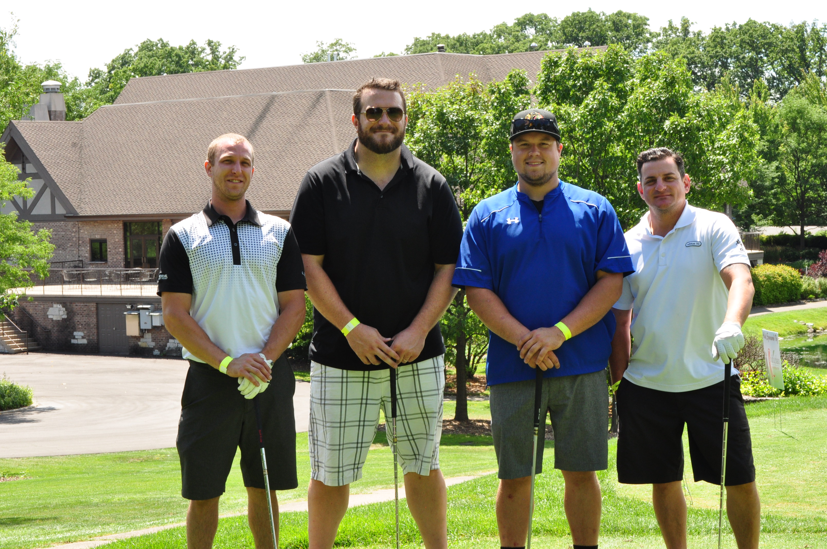 Kickin' Back  Sockers Youth Foundation Golf Outing gallery image #14