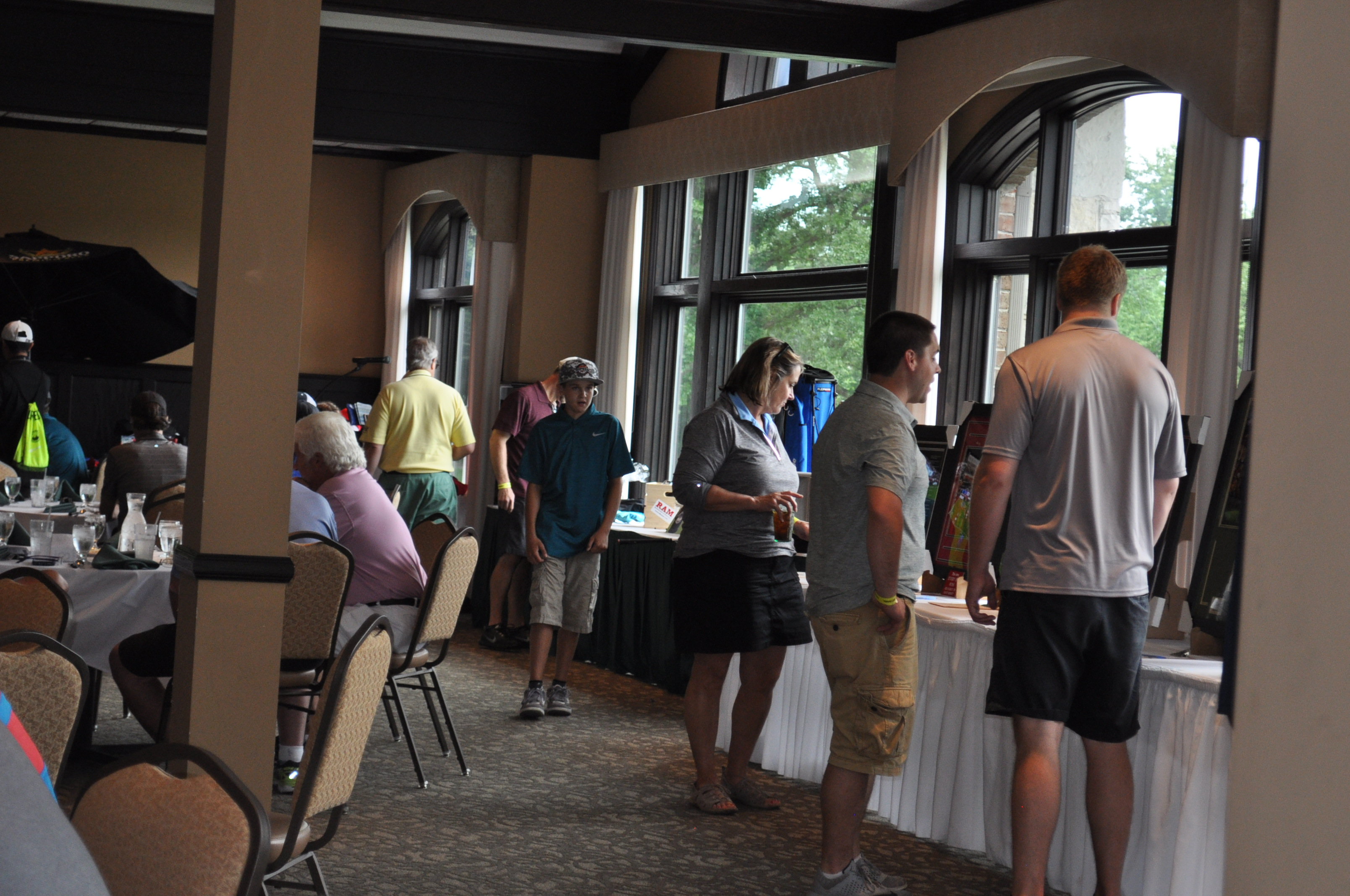 Kickin' Back  Sockers Youth Foundation Golf Outing gallery image #17