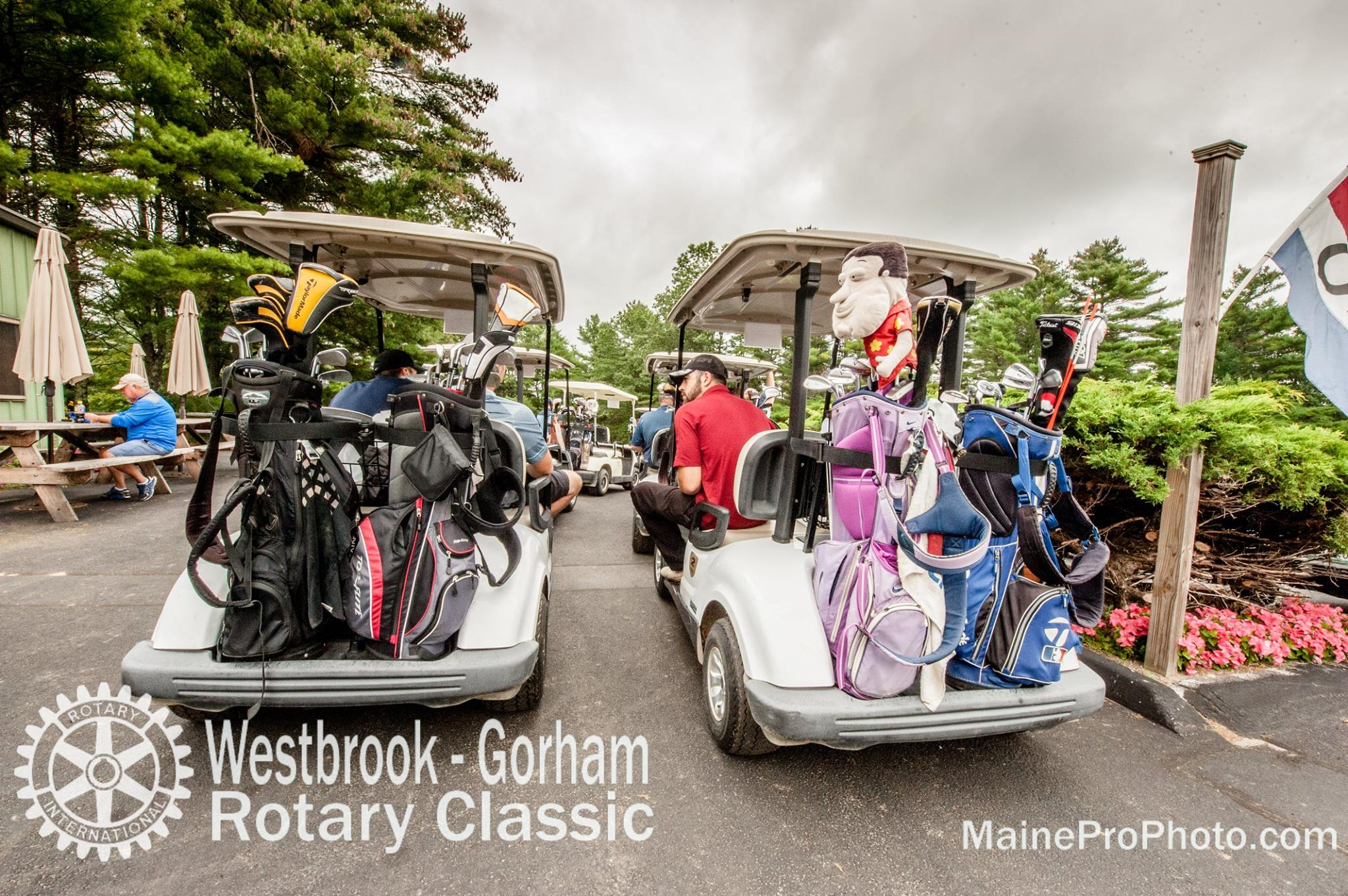 25th Annual Rotary Classic Golf Tournament gallery image #1