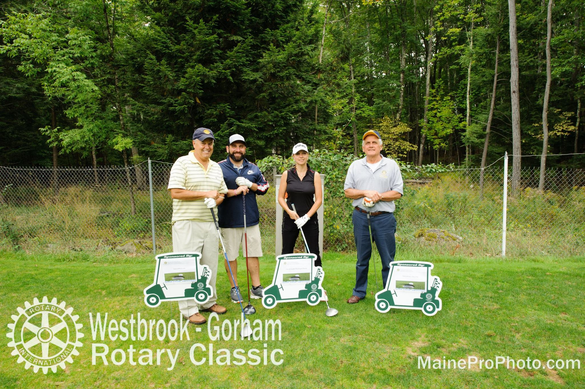 25th Annual Rotary Classic Golf Tournament gallery image #9