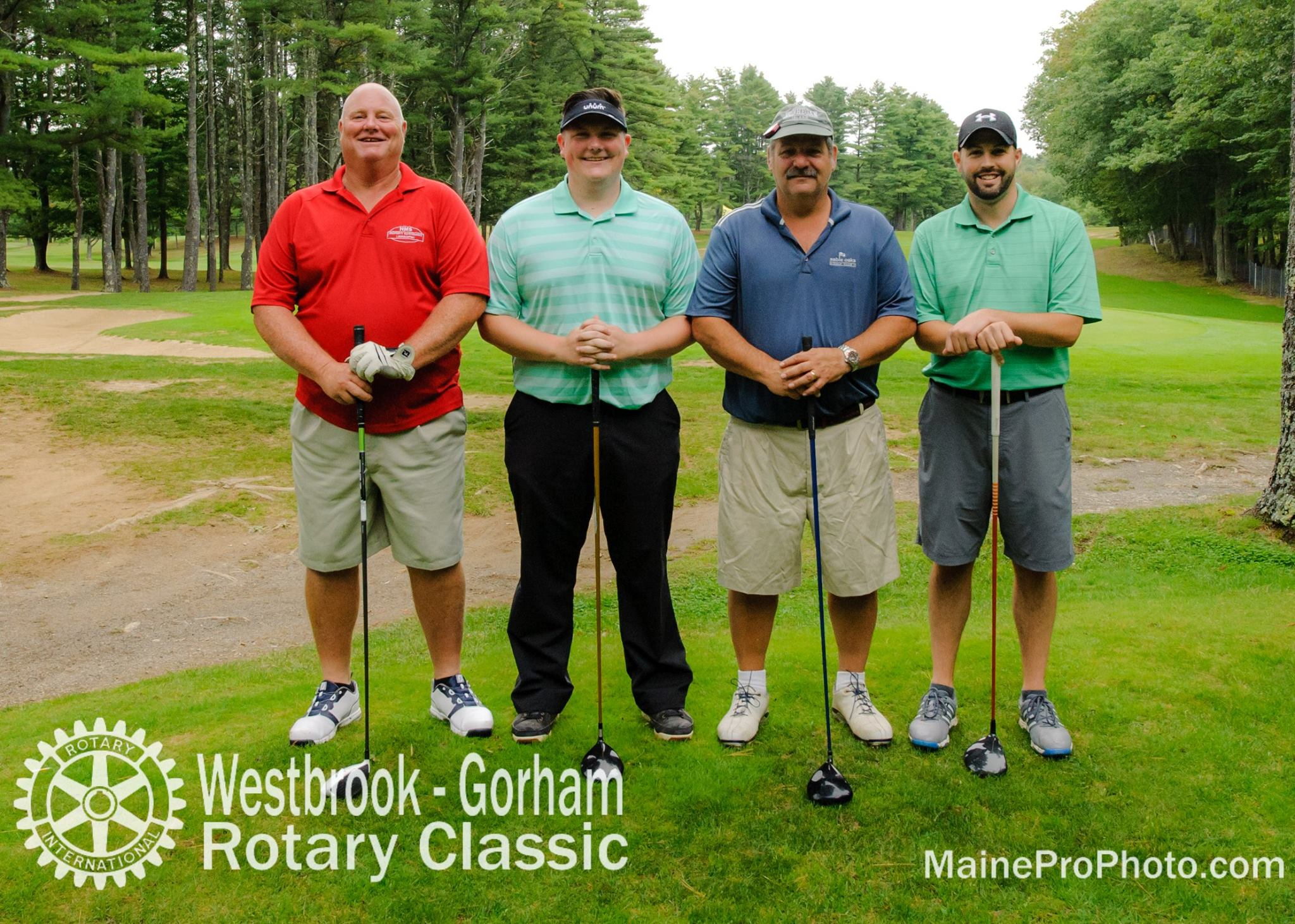 25th Annual Rotary Classic Golf Tournament gallery image #10