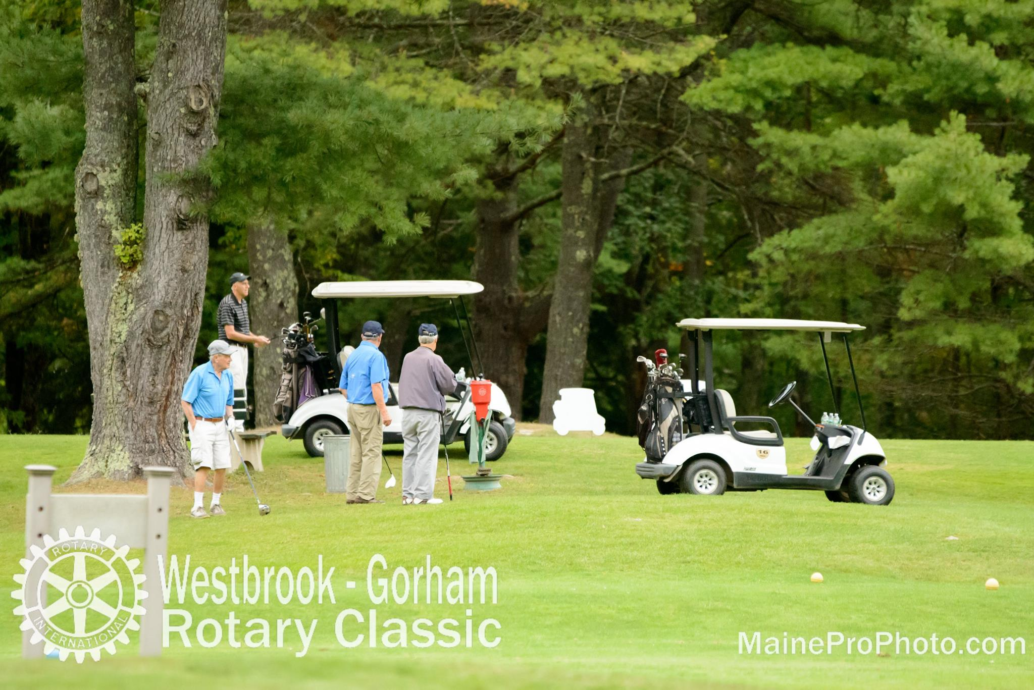 25th Annual Rotary Classic Golf Tournament gallery image #6