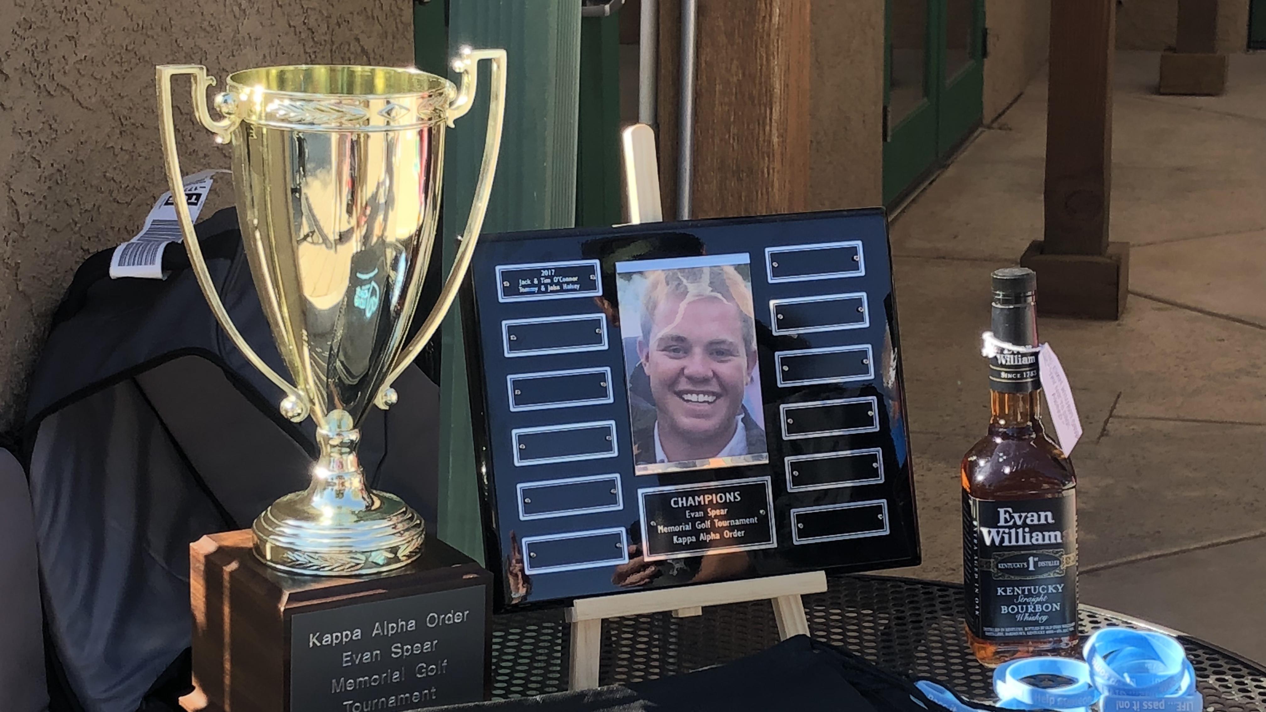 KA - Evan Spear Memorial Golf Tournament gallery image #10