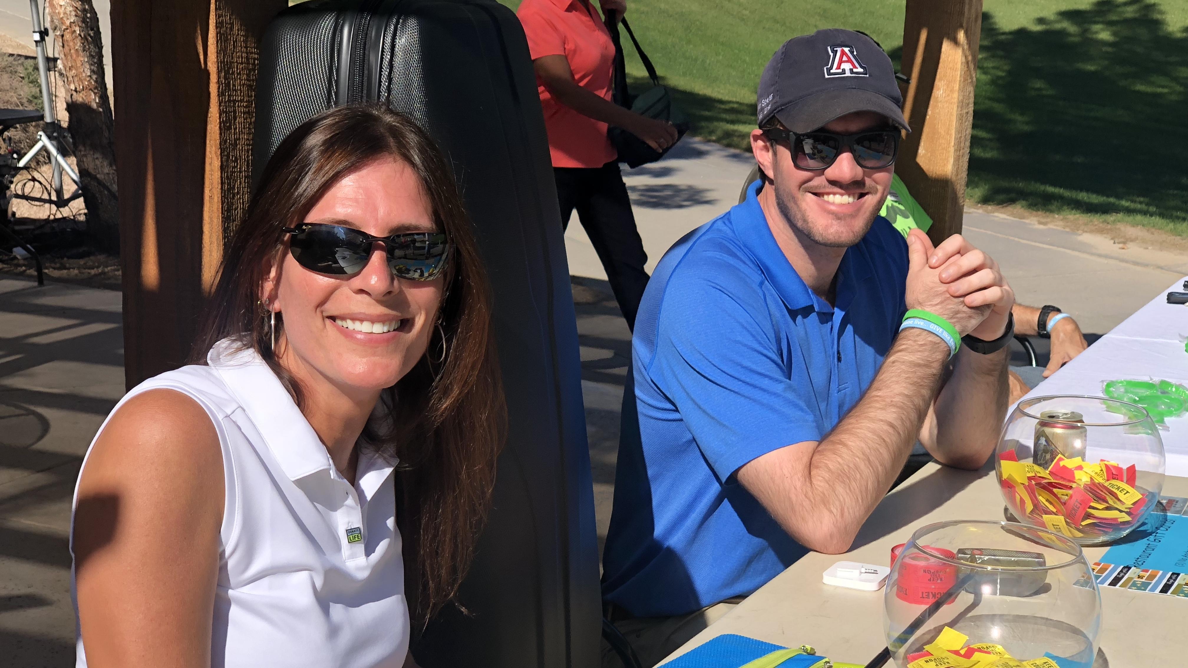 KA - Evan Spear Memorial Golf Tournament gallery image #11