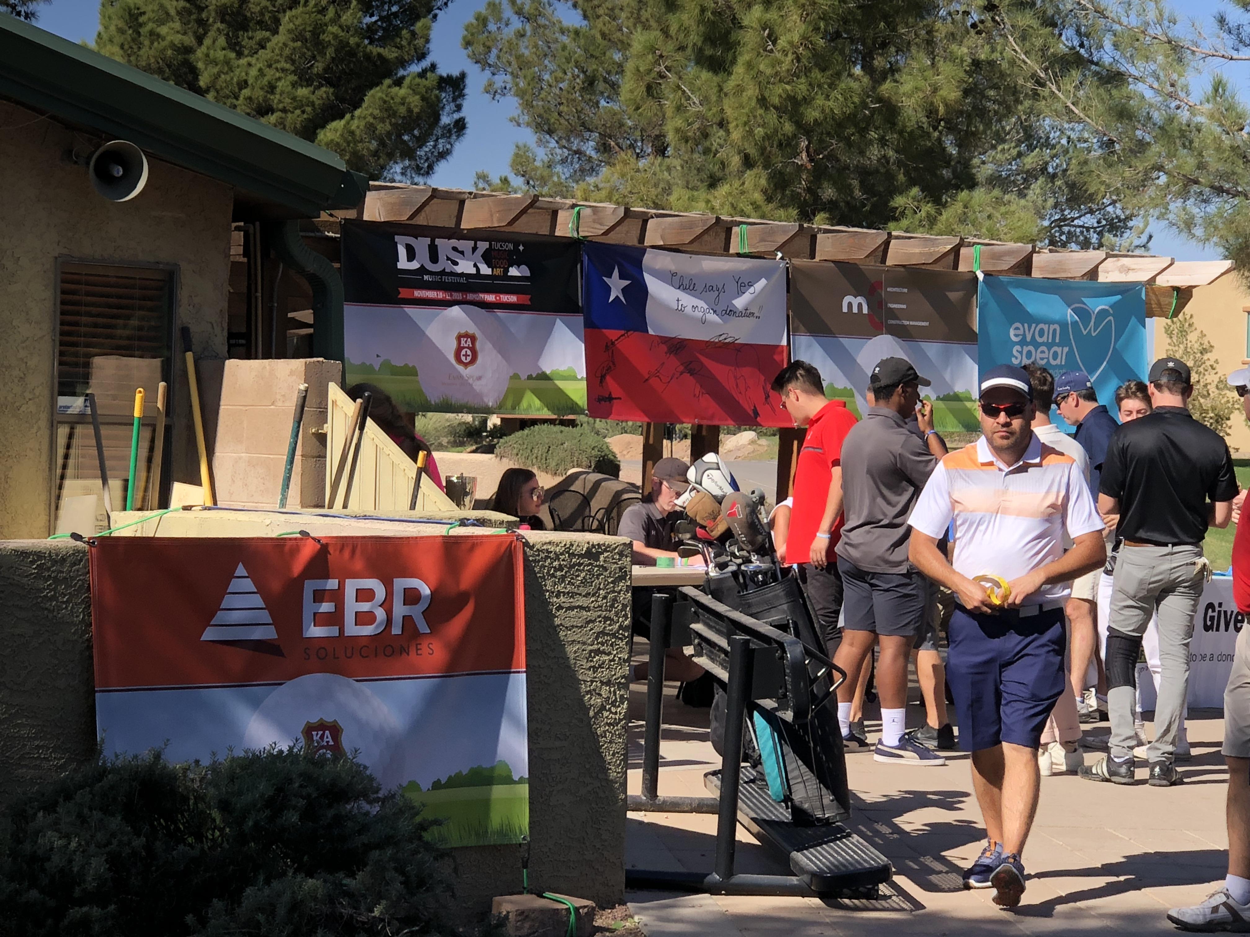 KA - Evan Spear Memorial Golf Tournament gallery image #15