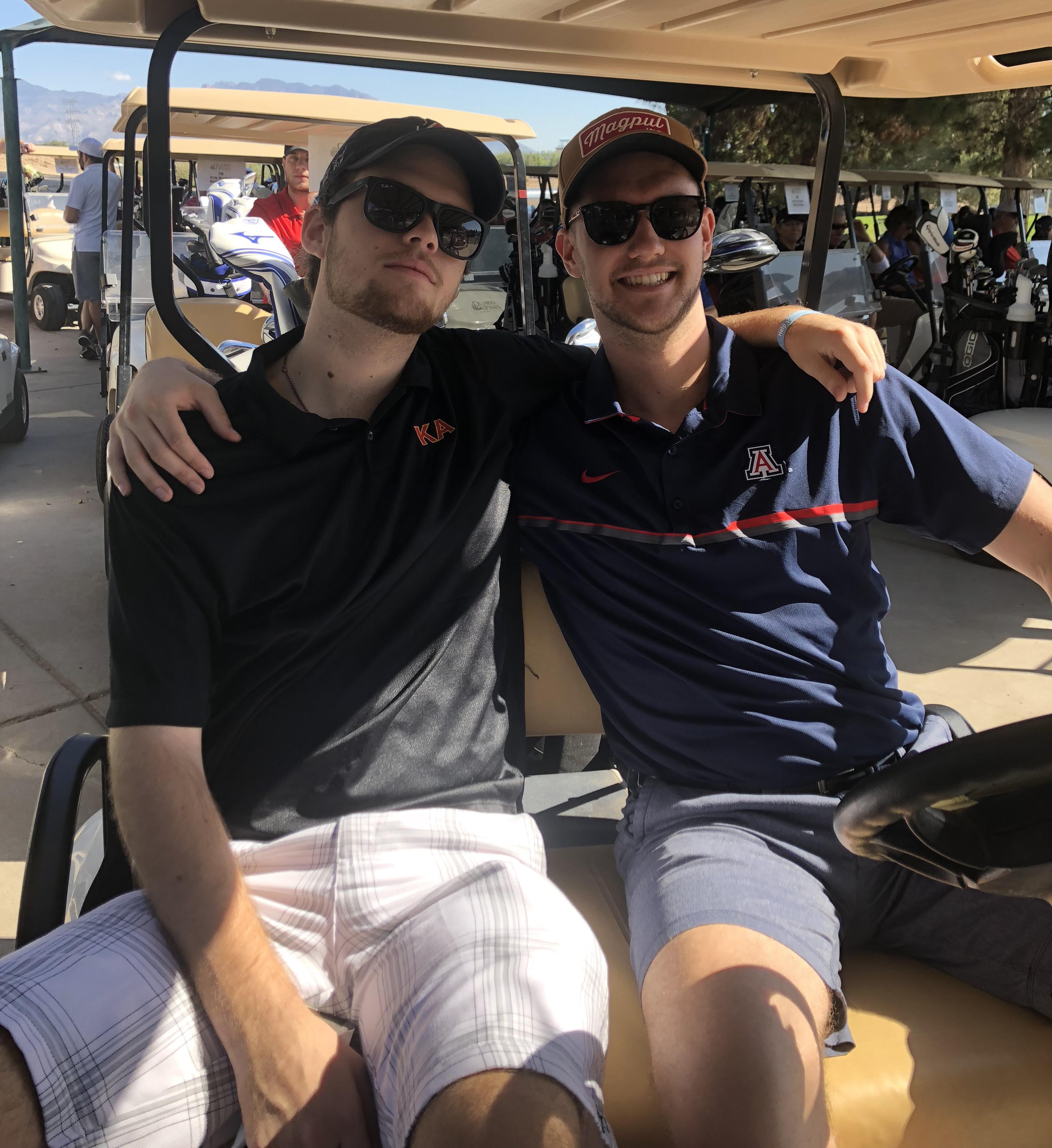 KA - Evan Spear Memorial Golf Tournament gallery image #17