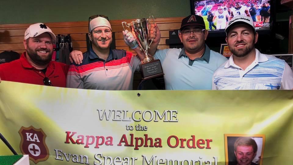 KA - Evan Spear Memorial Golf Tournament gallery image #3