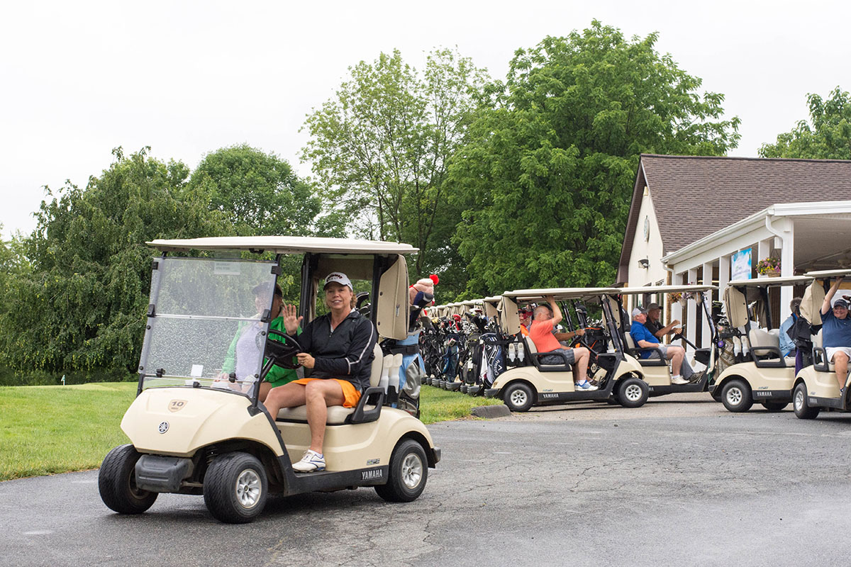 2nd Annual Brandon Tolson Foundation Golf Outing gallery image #4