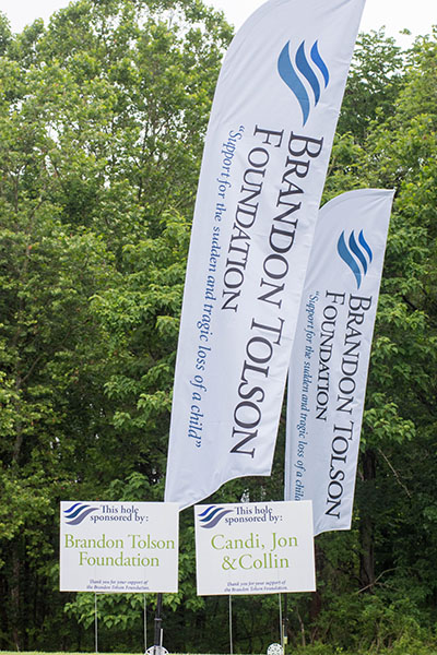 2nd Annual Brandon Tolson Foundation Golf Outing gallery image #7